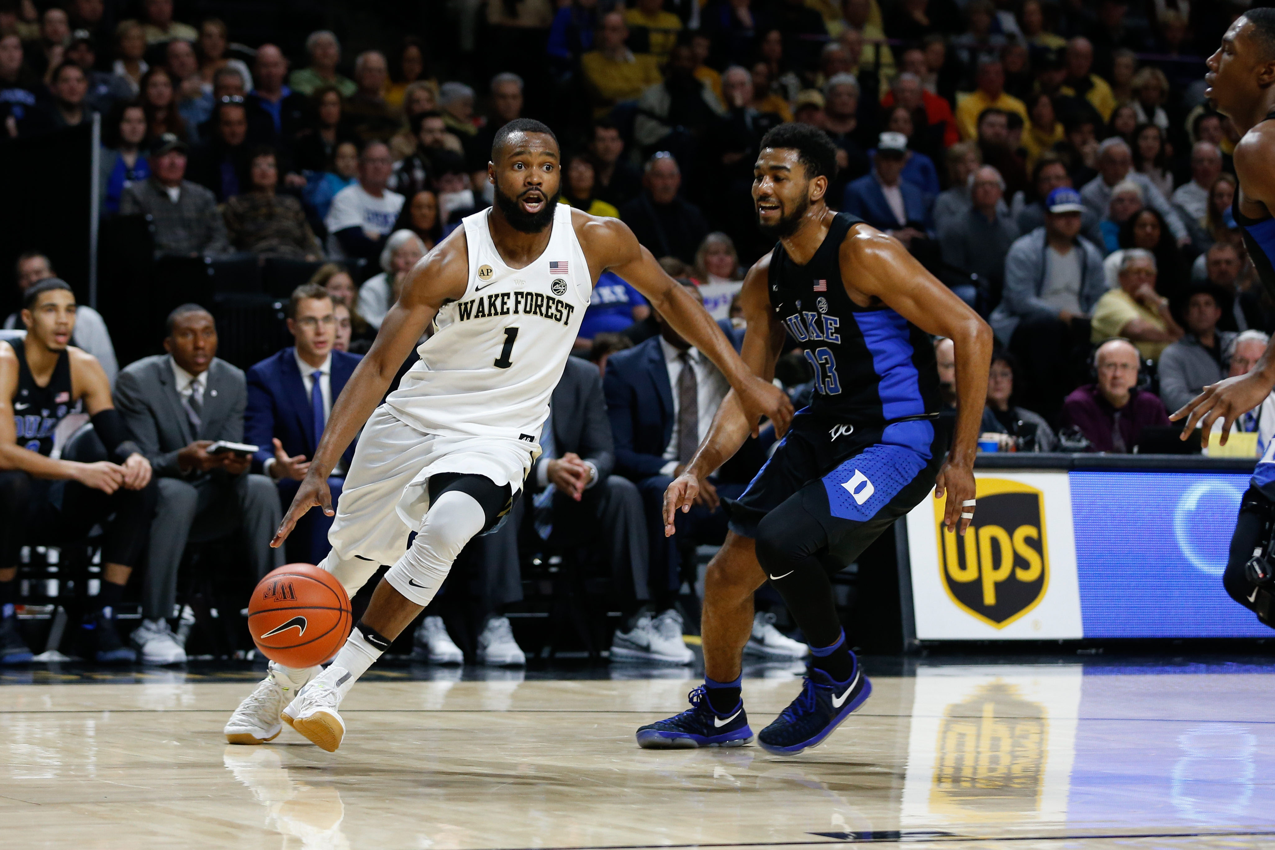 three things to watch for duke basketball vs notre dame
