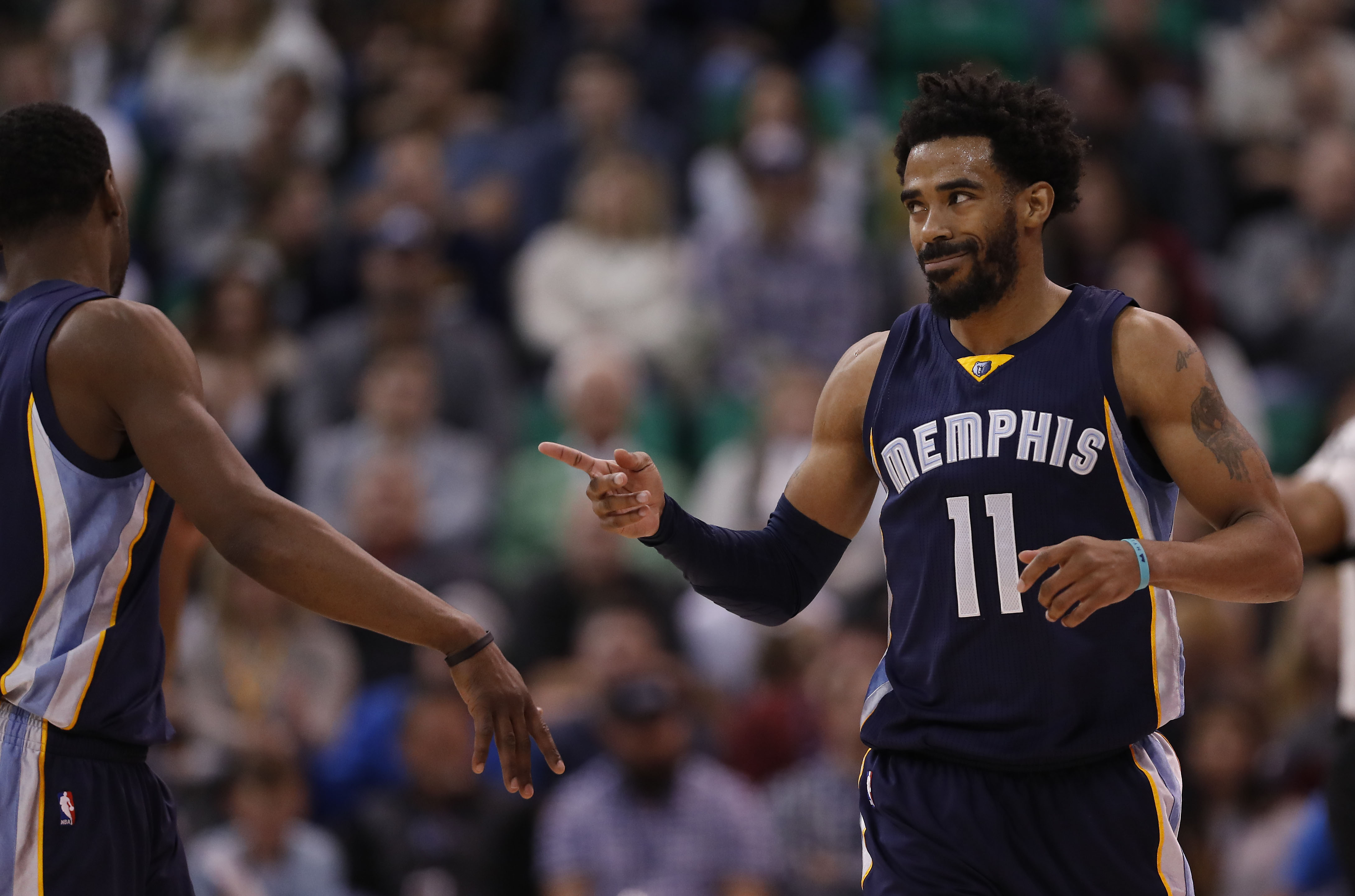 mike conley - photo #37