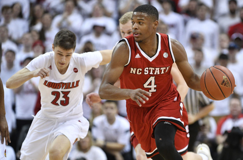 Mavs get their man in NC State point guard Dennis Smith Jr
