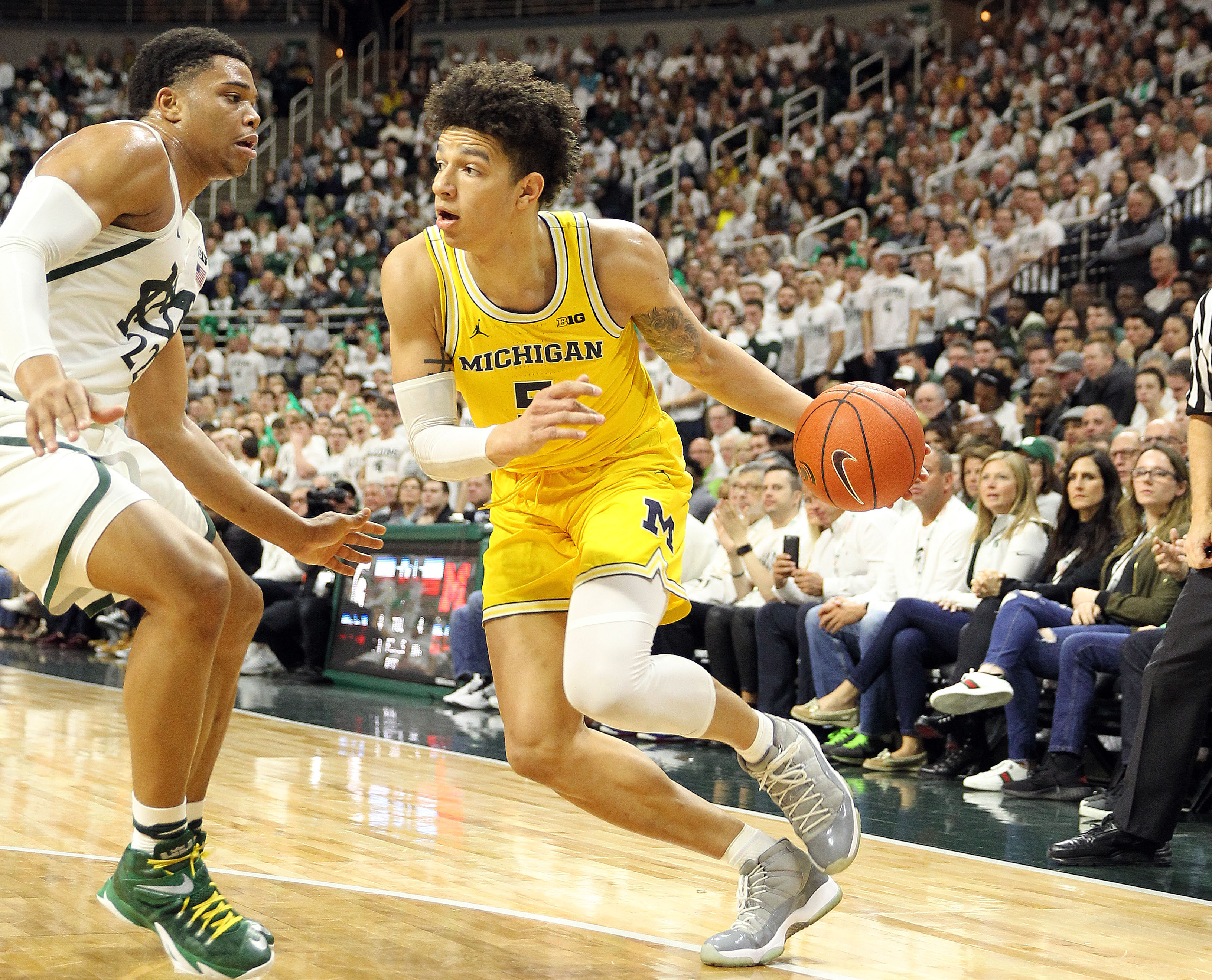 Michigan basketball: Wins over Rutgers, Purdue Could Lock ...