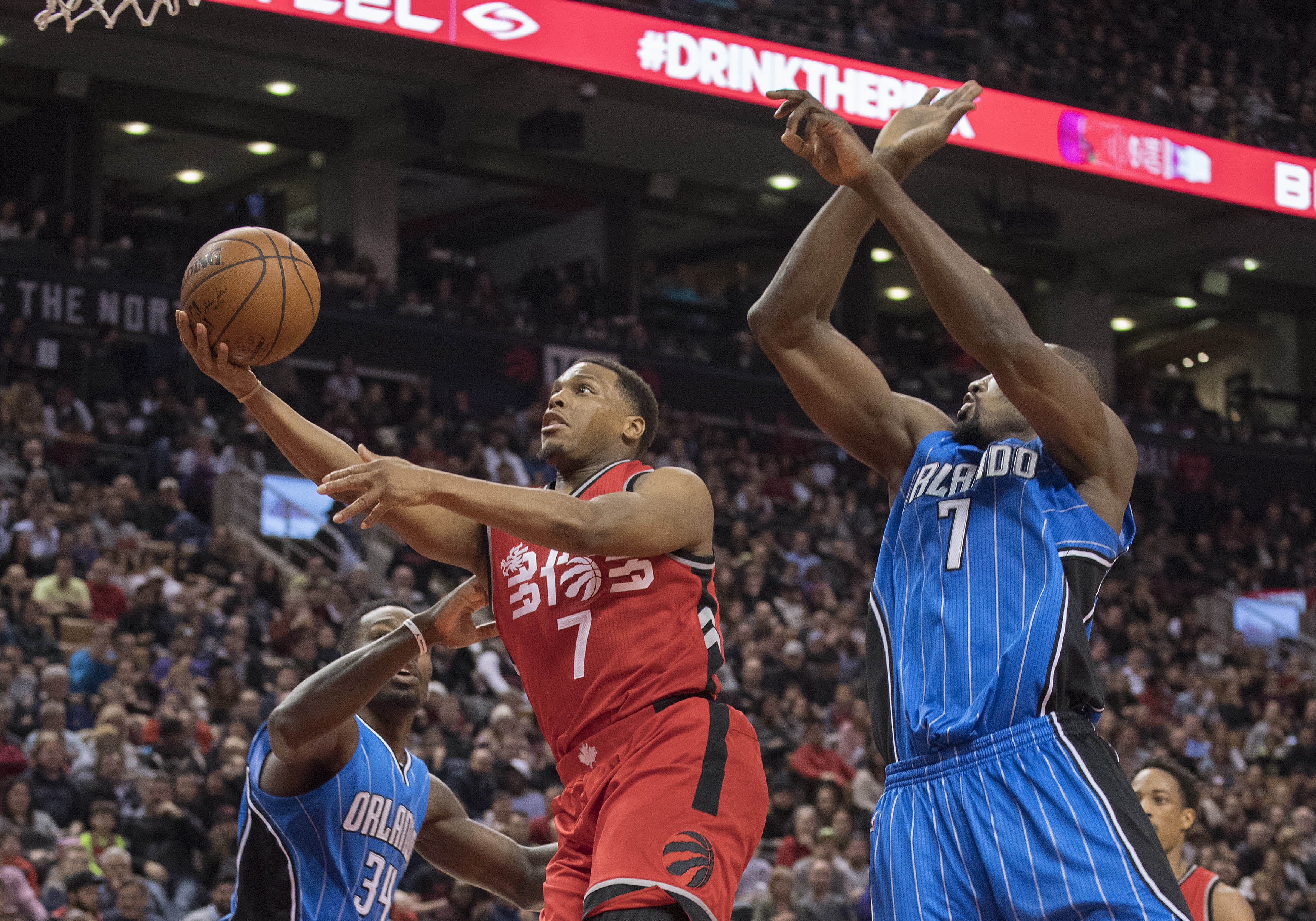Trade Grades: Serge Ibaka Deal Adds Raptors To East Arms Race