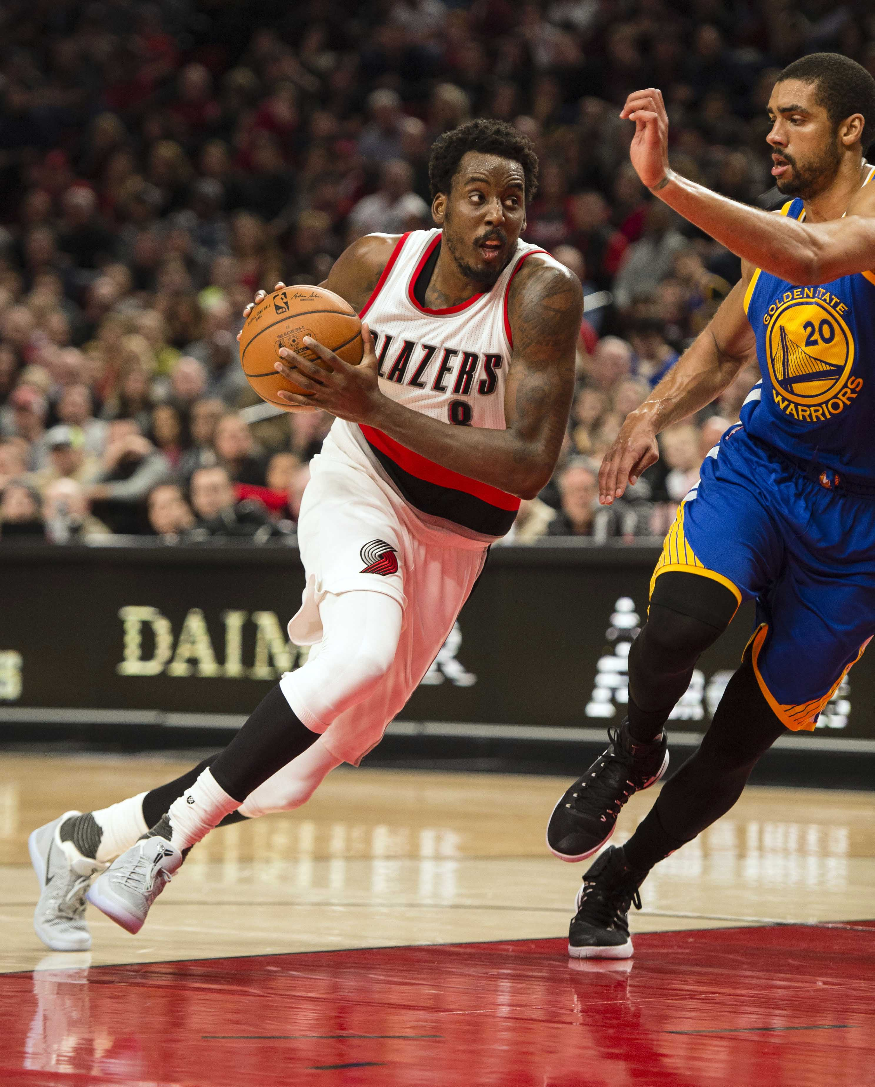 Portland Trail Blazers Golden State Warriors: The Trail Blazers Five By Five Part 2