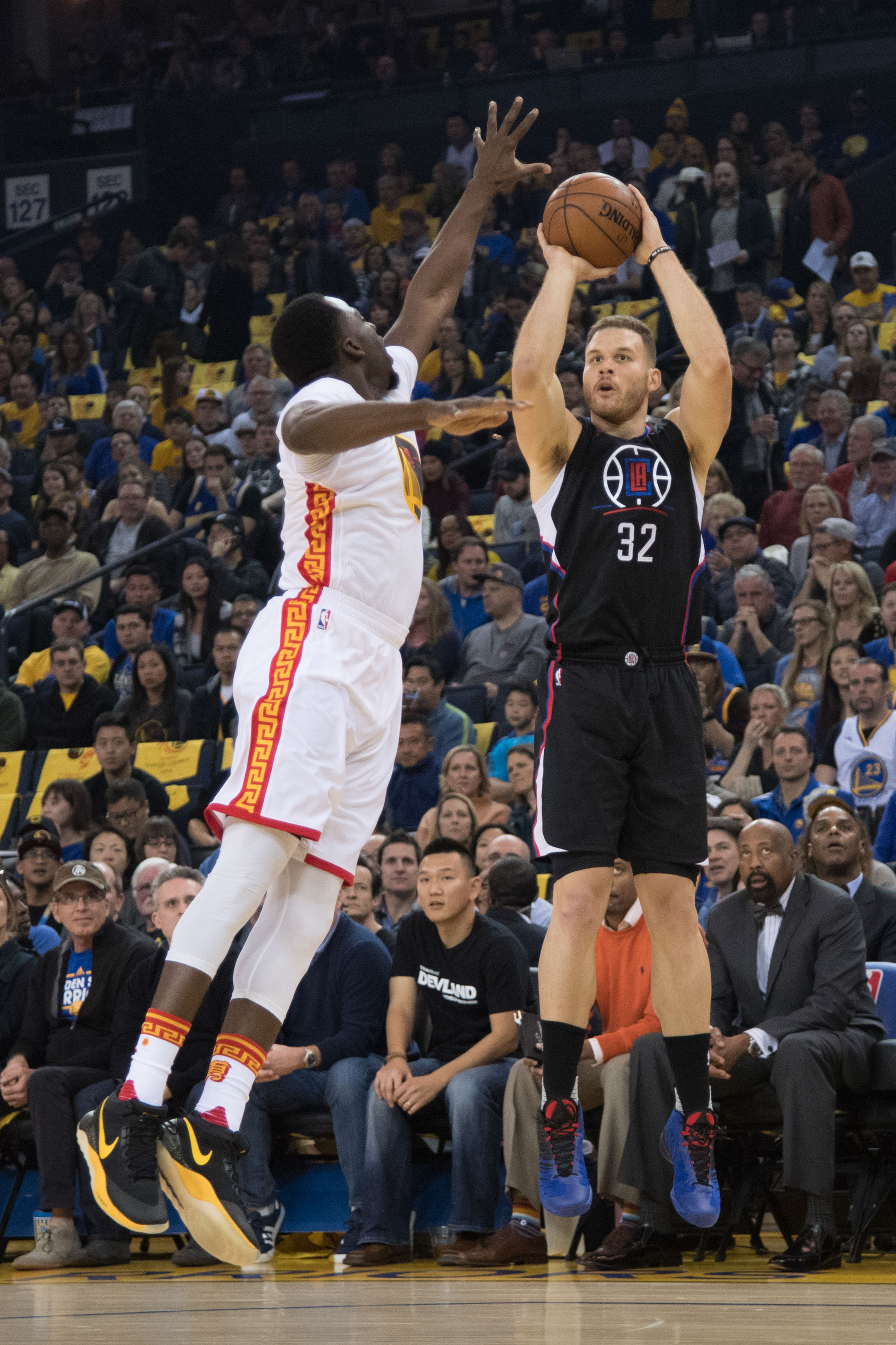 golden state warriors clippers