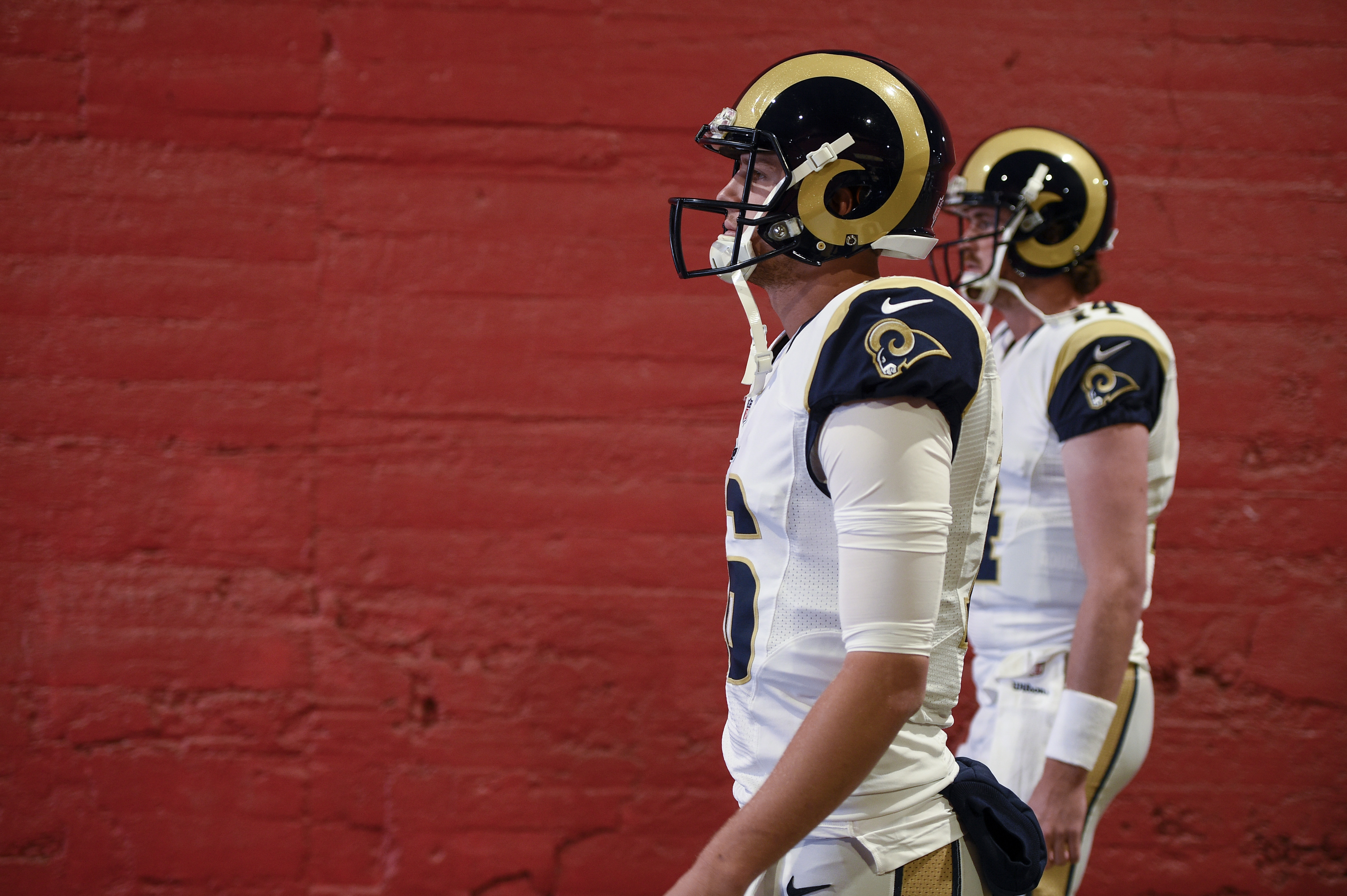 Rams' 2017 regular season schedule released