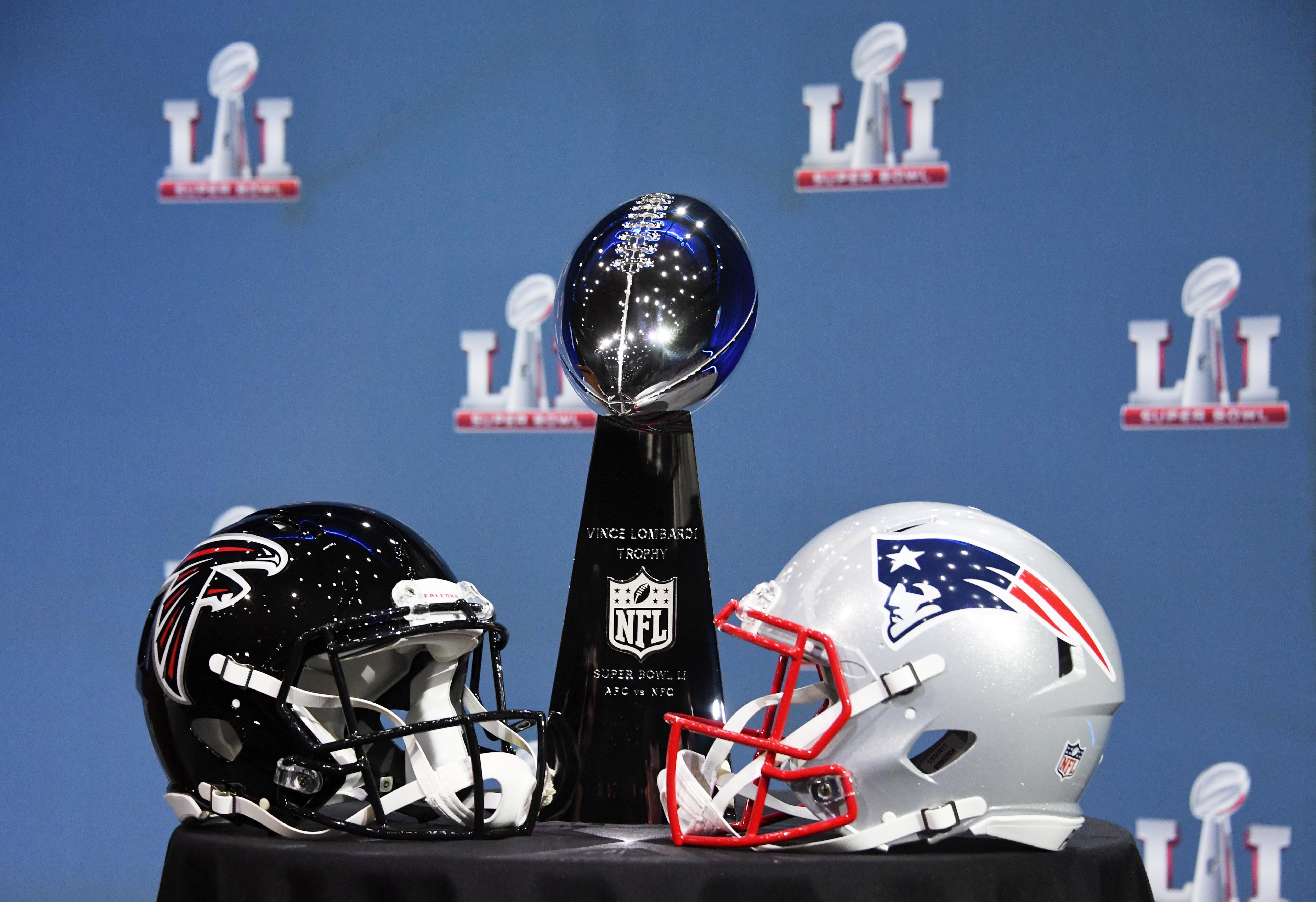New England Patriots Super Bowl Li - Falcon super bowl us map meme