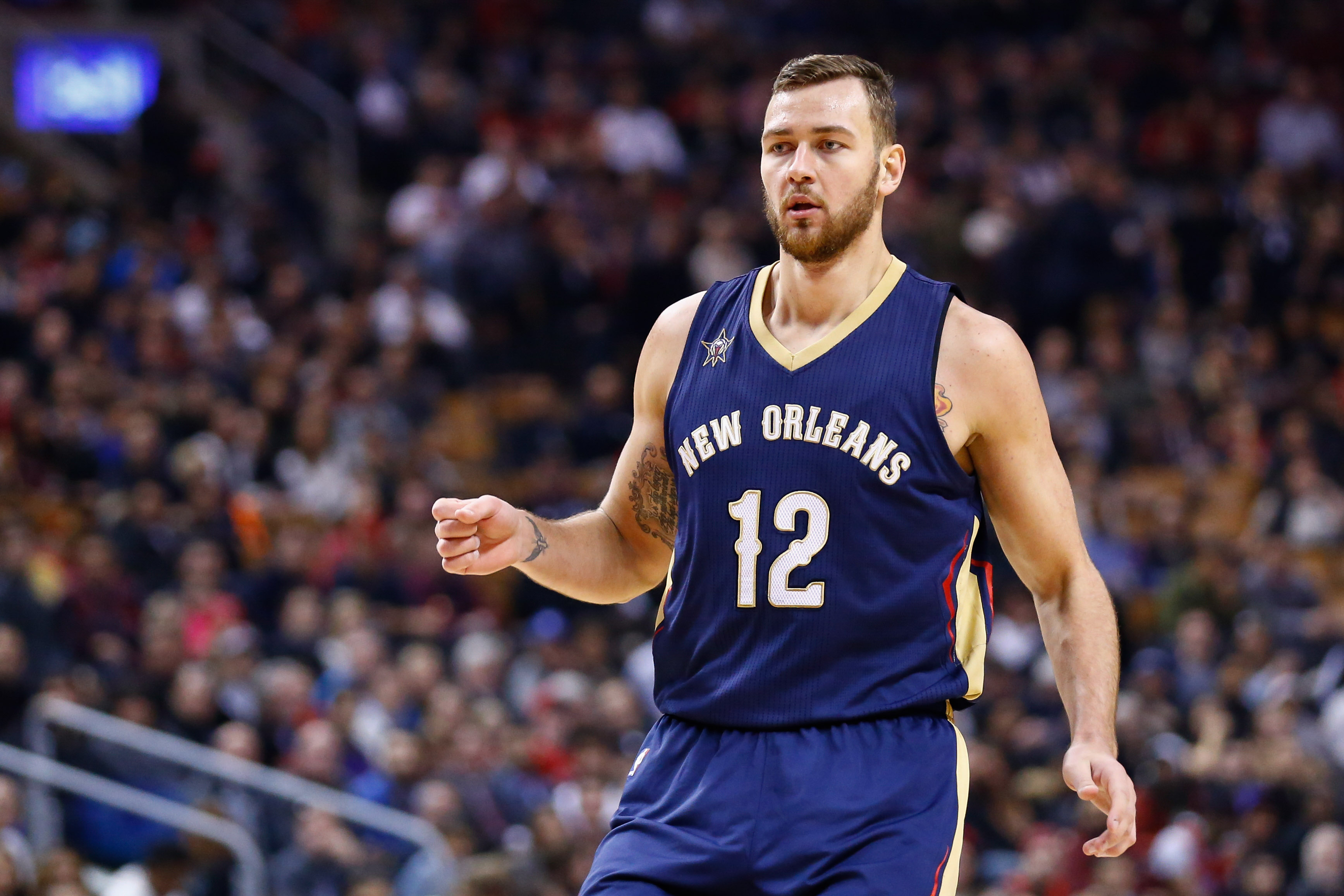 Report: Donatas Motiejunas close to finalizing lawsuit against Houston Rockets, NBA