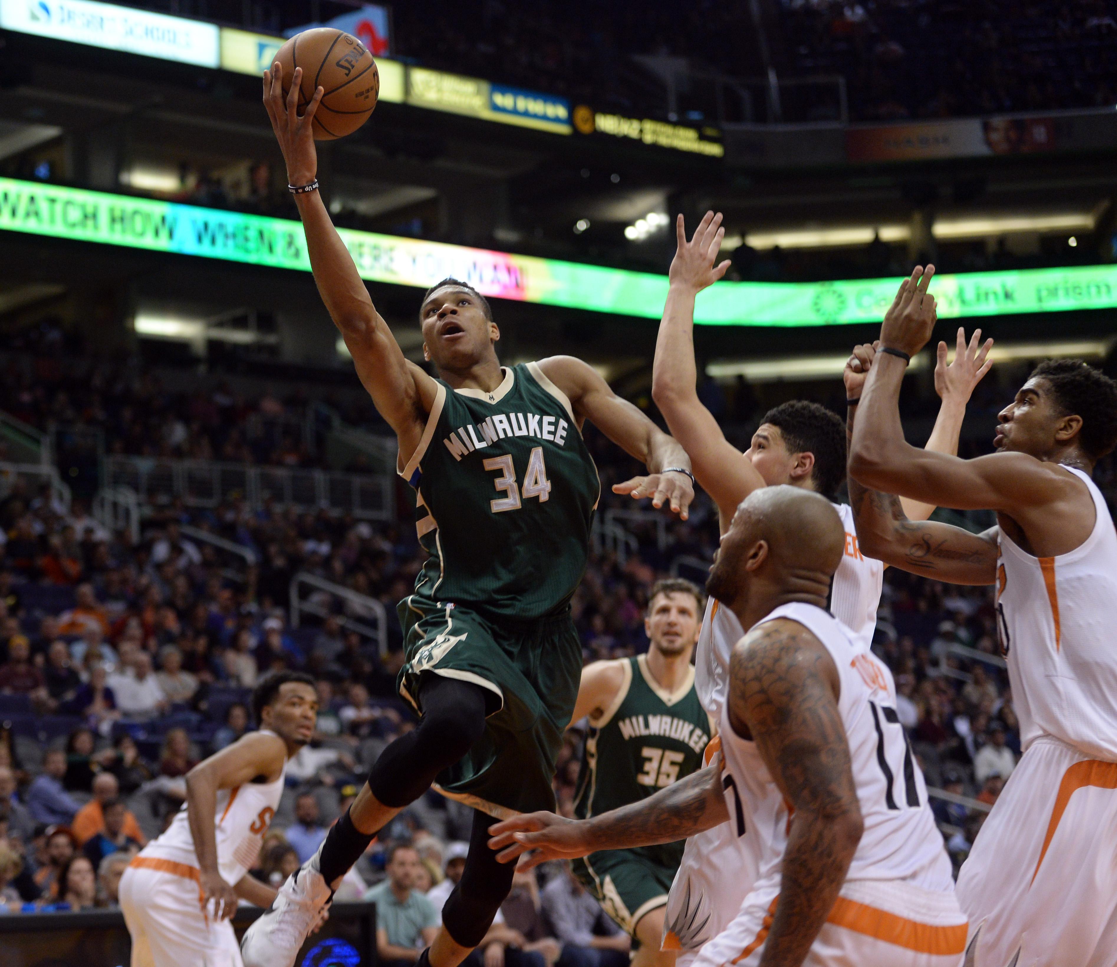 Milwaukee Bucks: Milwaukee Bucks: Takeaways From Win Over Phoenix Suns