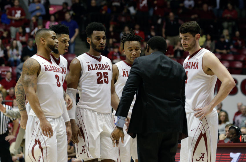 NCAA Basketball: Auburn at Alabama