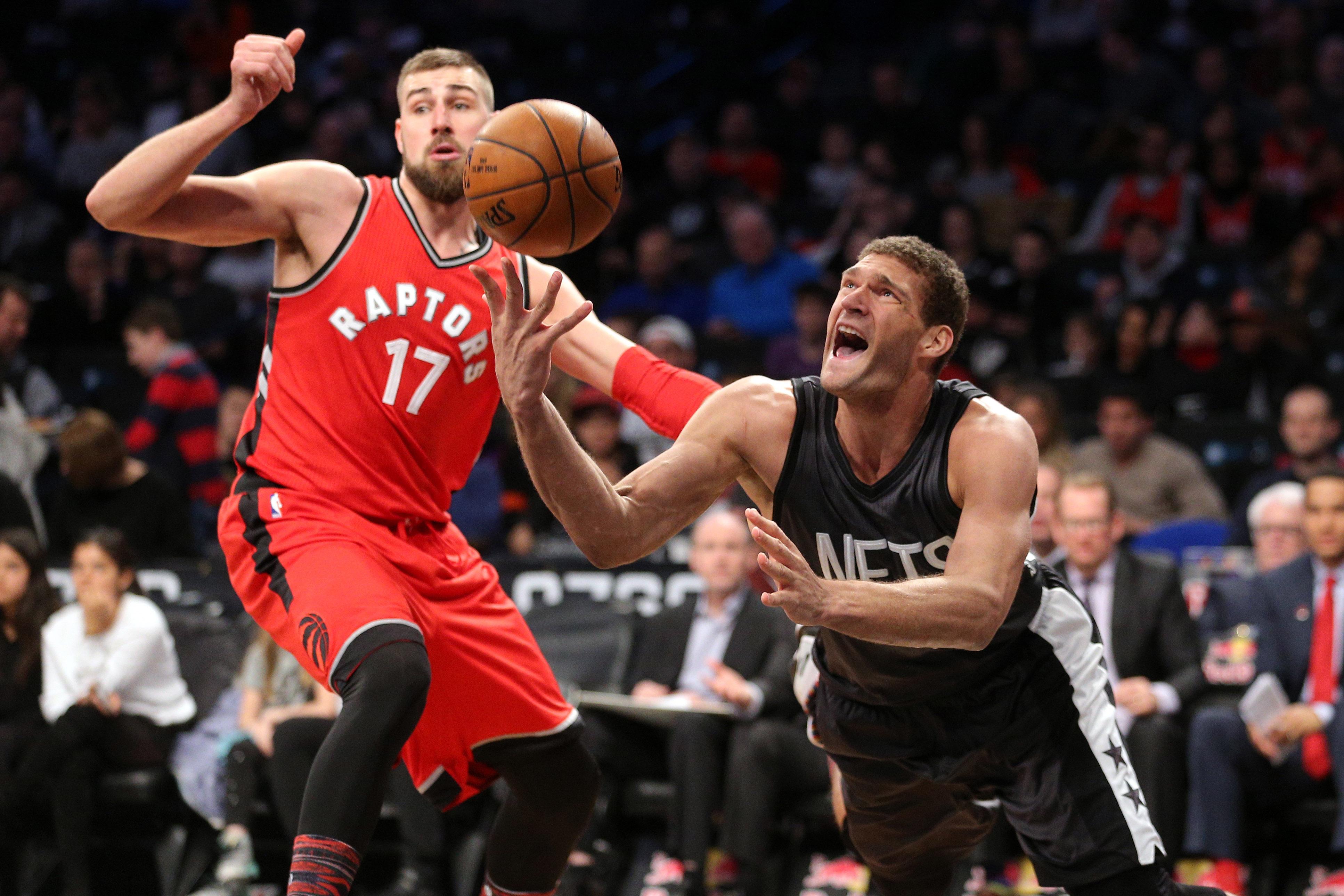 Raptors: Brooklyn Nets Week 16 Outlook: The Slide Can't Stop