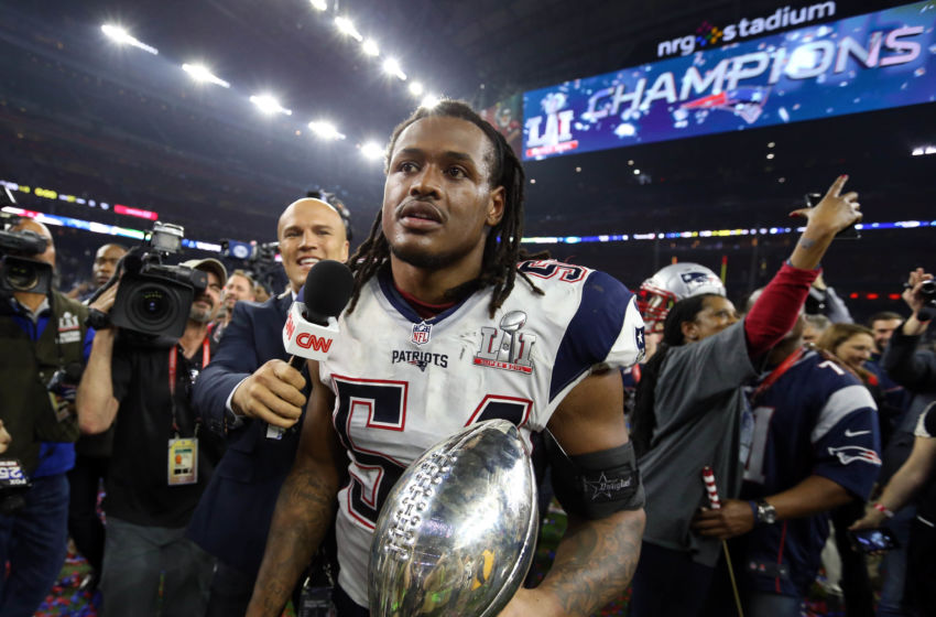 Dont'a Hightower New England Patriots