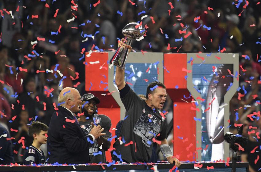 New England Patriots Super Bowl 51 Parade Route