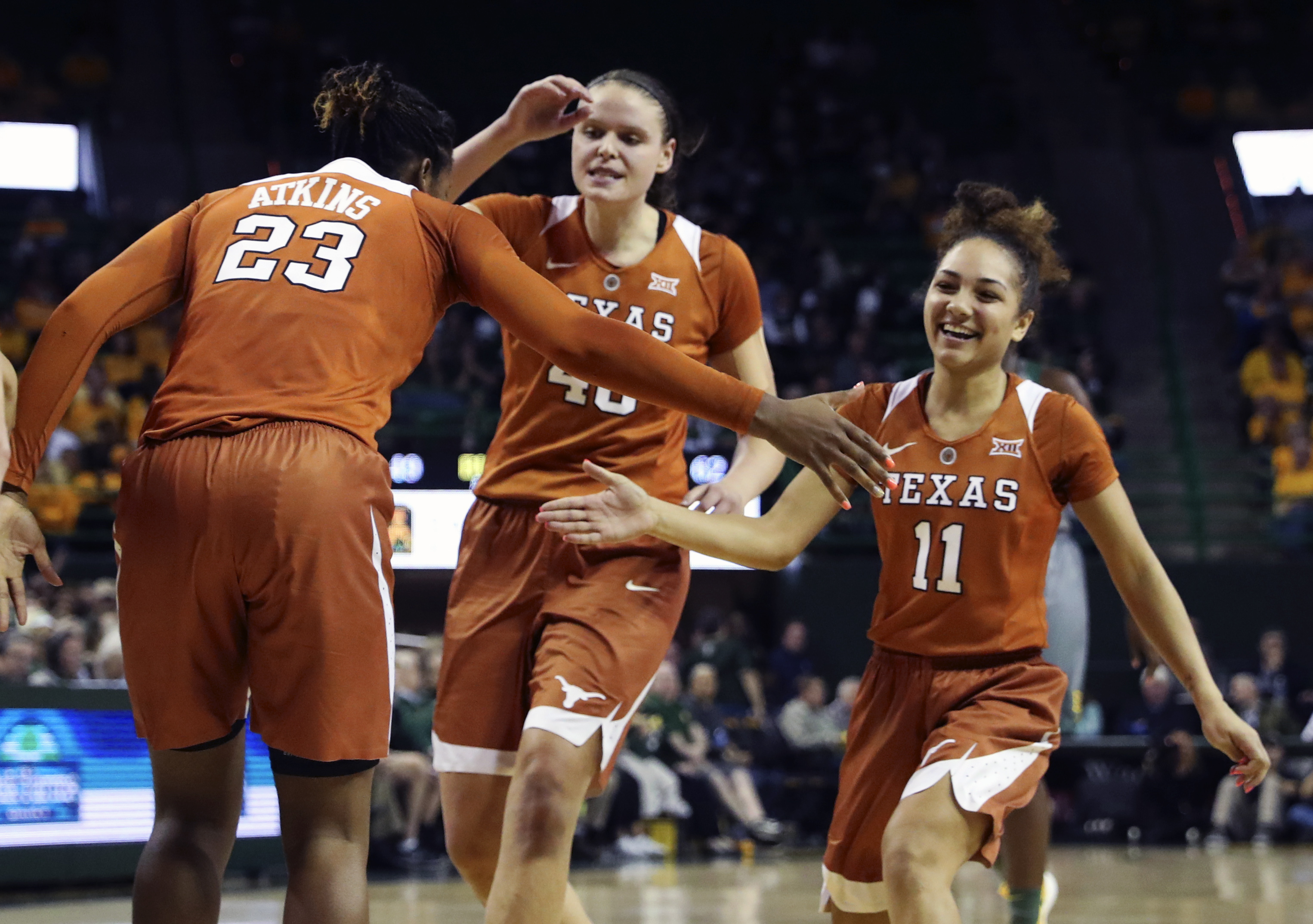 Texas Longhorns Women's Team Gets Top NCAA Honor Over UConn