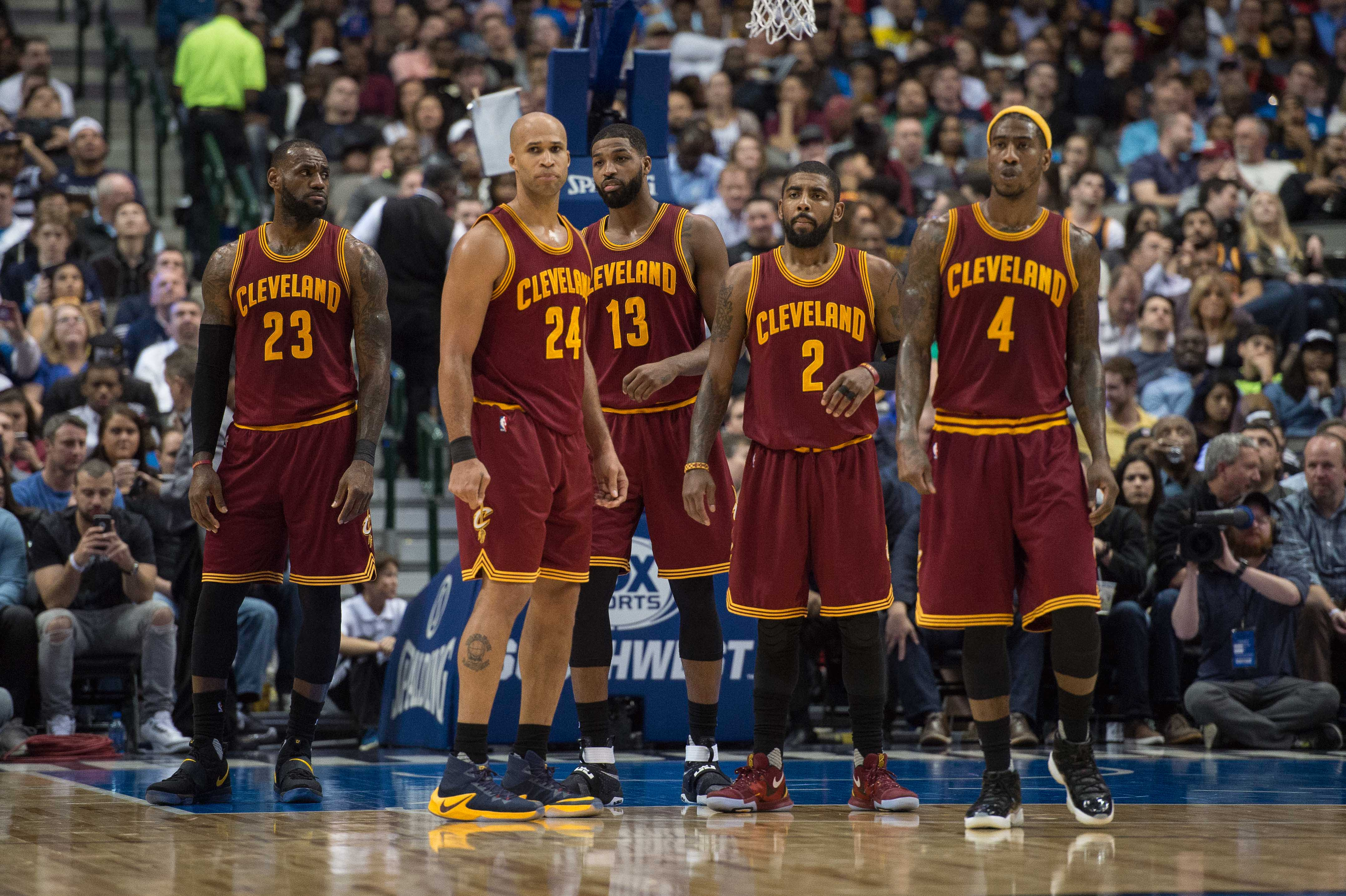 Cavs Roster Salary 2018
