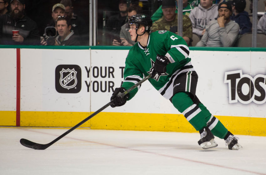 Dallas Stars Final Games Will Be Learning Advantage For