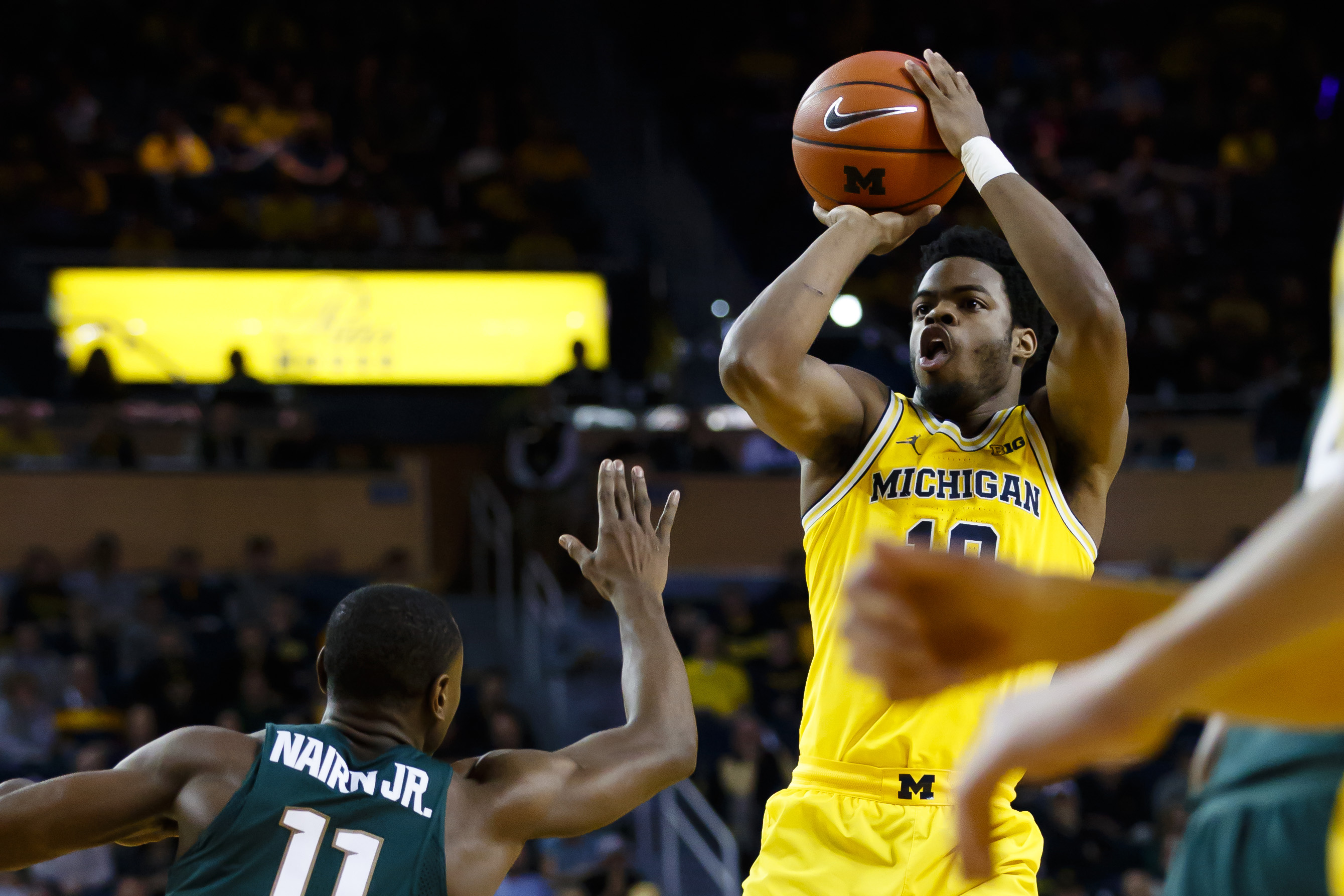 Michigan Basketball: Wolverines Move Up in Latest Bracketology