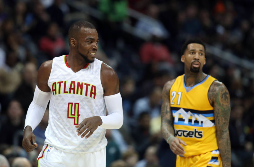 NBA: Denver Nuggets at Atlanta Hawks