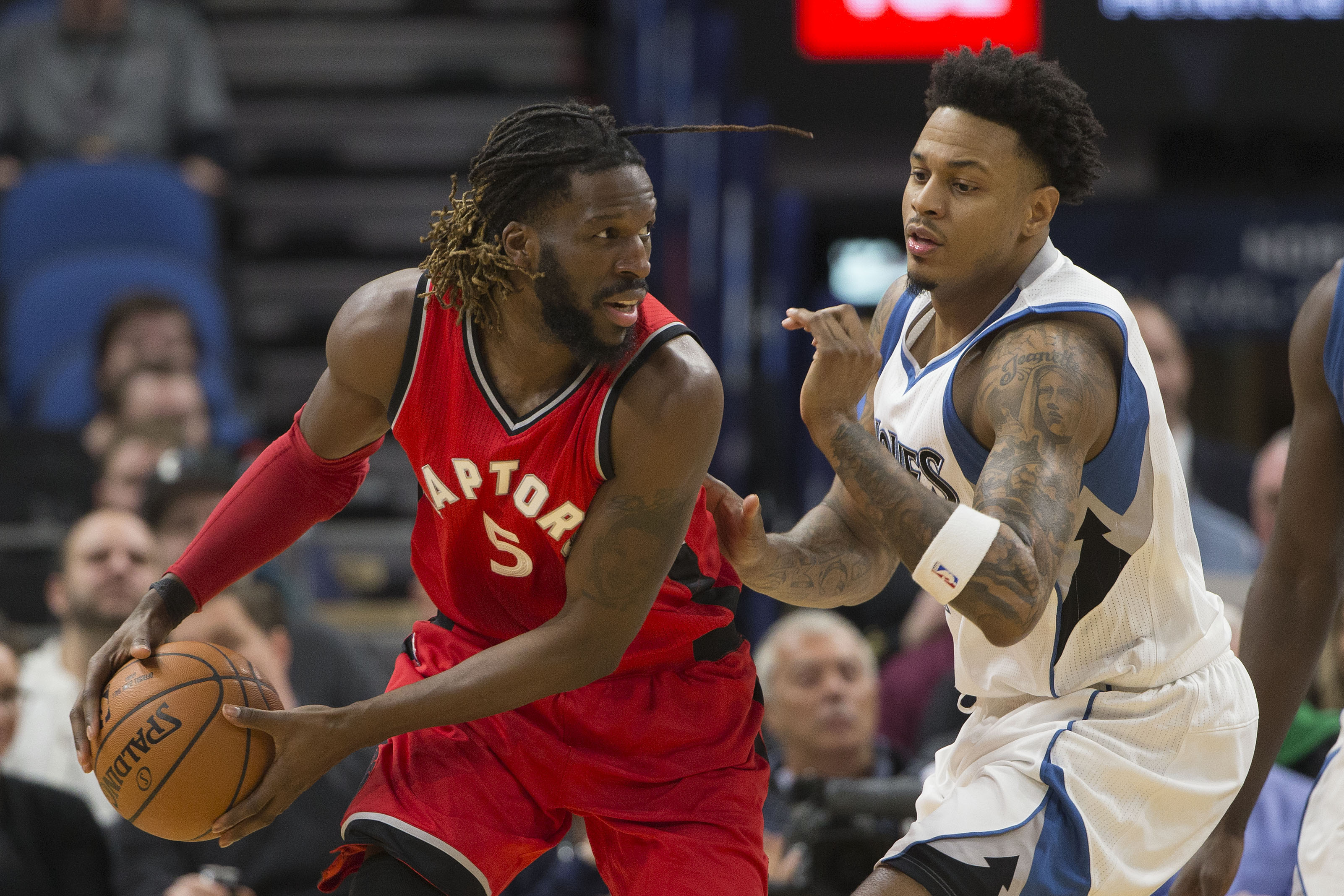 Trade value of Toronto Raptors roster is debateable