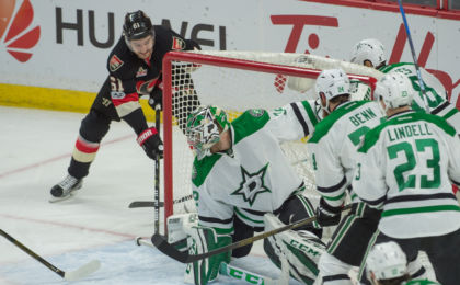 NHL: Dallas Stars at Ottawa Senators
