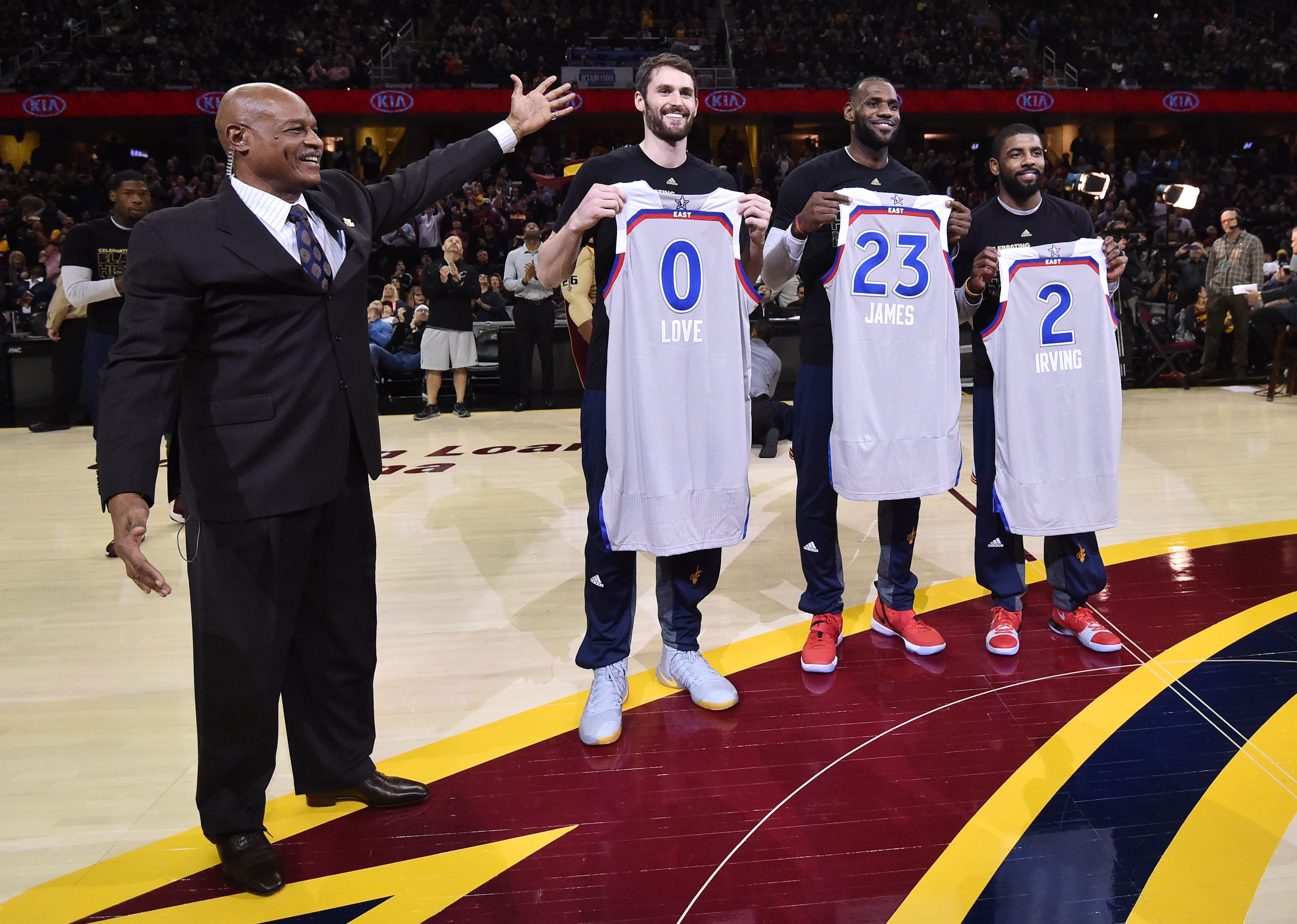 Former Cleveland Cavaliers Players
