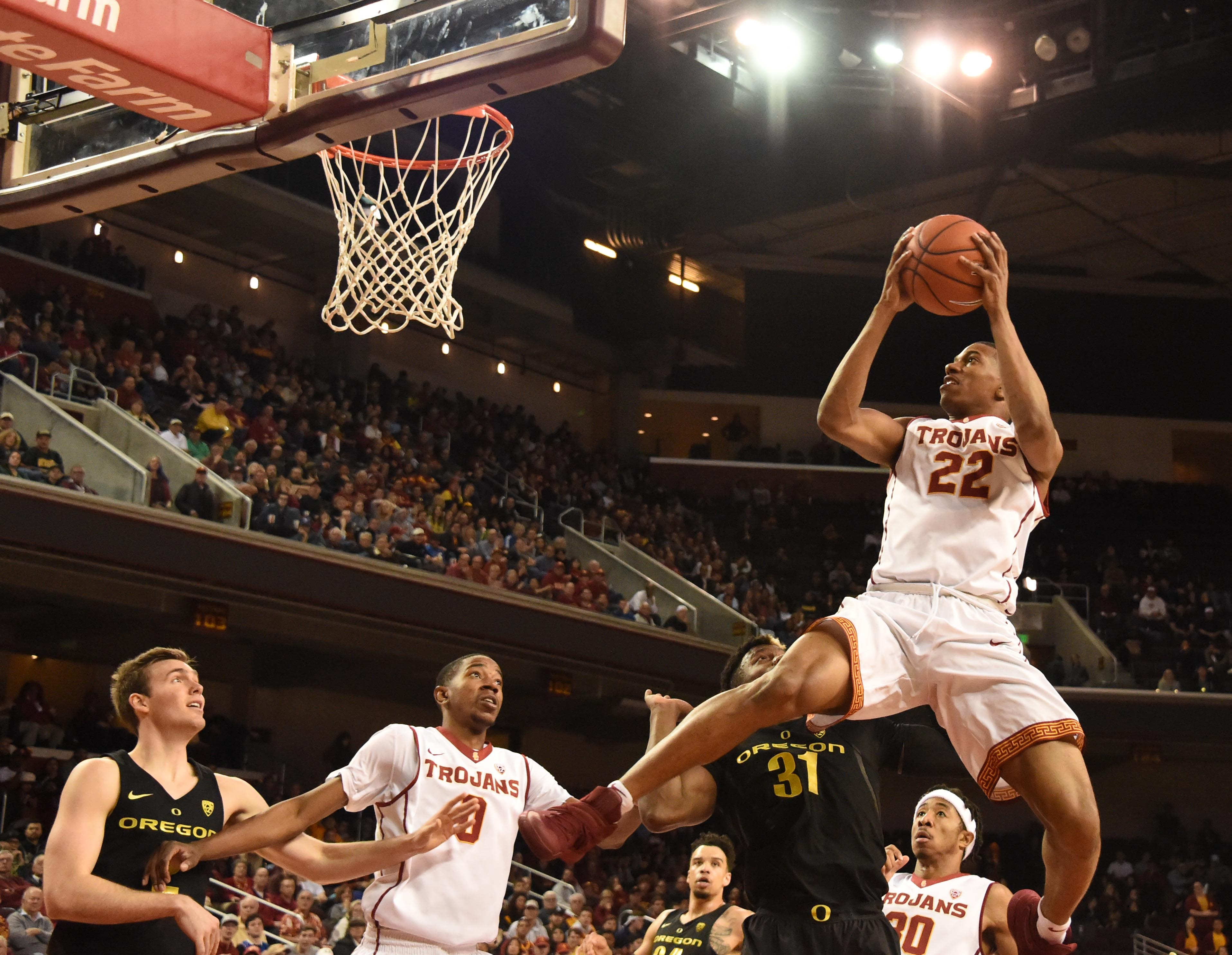 USC Basketball Bracketology: Trojans Average No. 7 Seed (2/17)