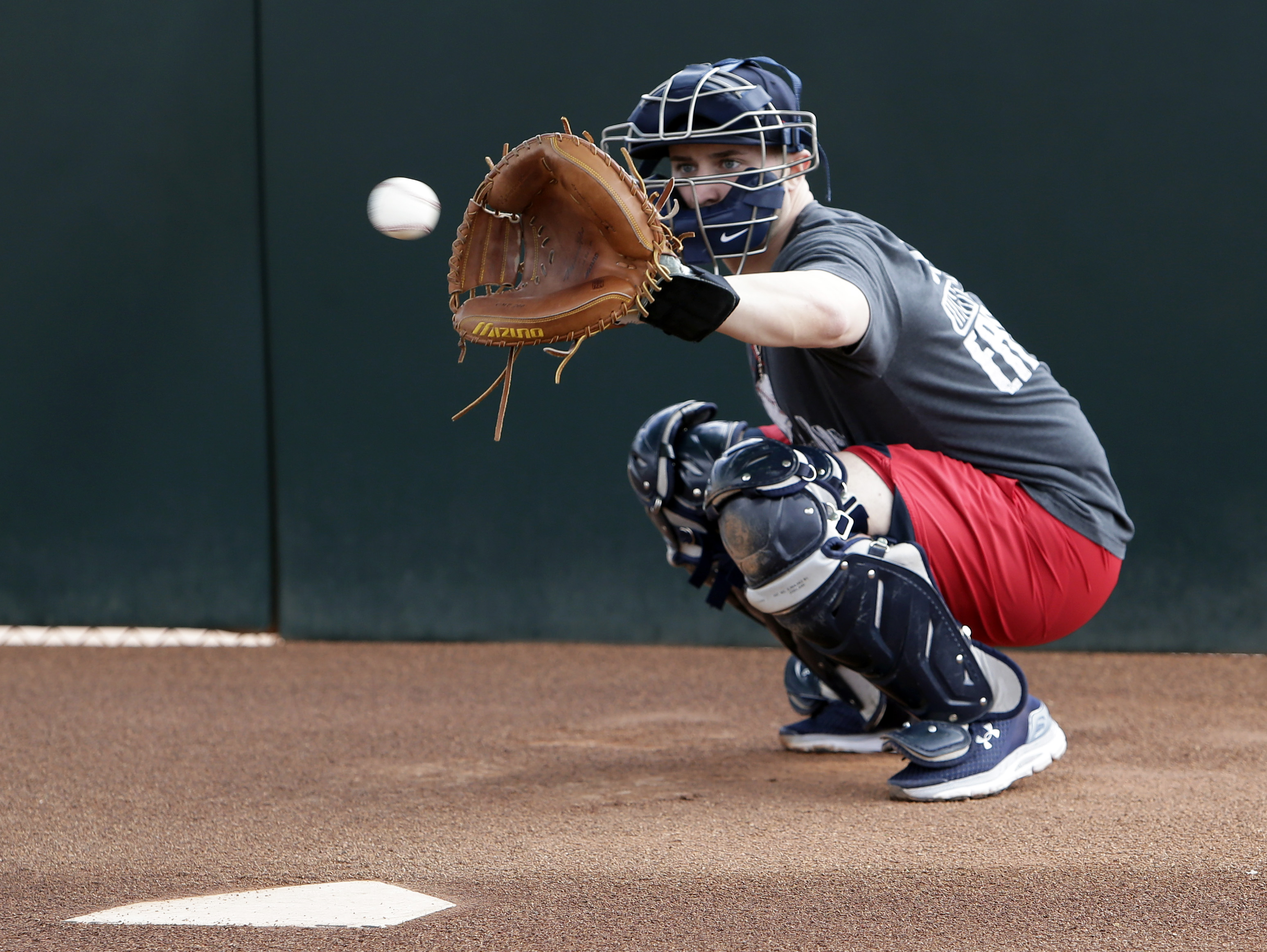 9873734-mlb-cleveland-indians-workouts