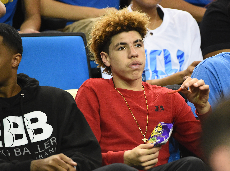 UCLA Basketball: LaMelo Ball, Big Ballers take heat after ...