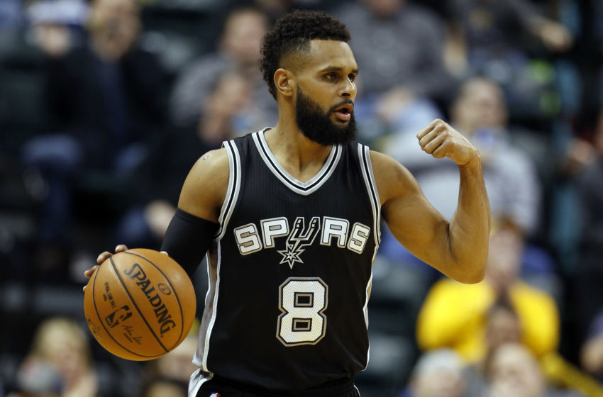 Patty Mills San Antonio Spurs
