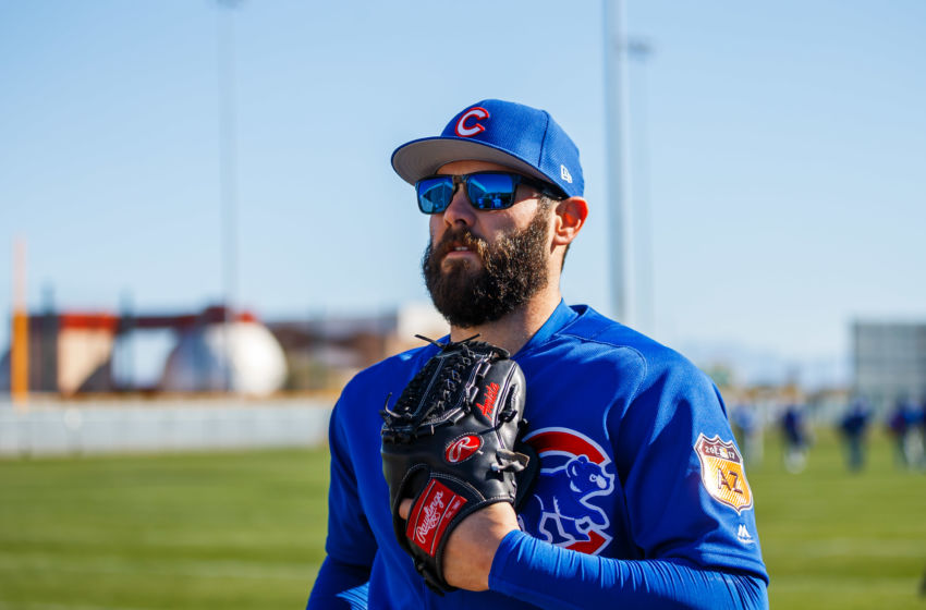 Chicago Cubs Jake Arrieta Remains Optimistic About Future