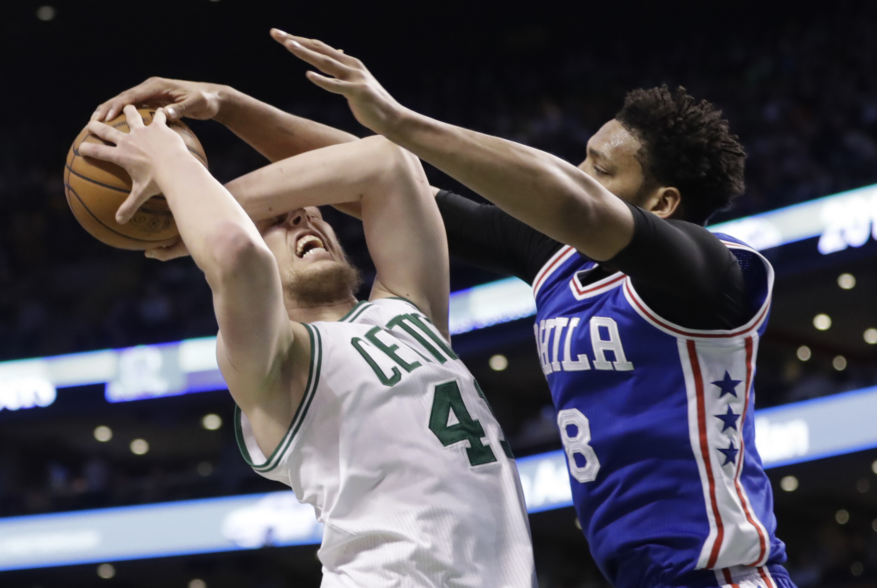 Celtics allow nightmarish late-game rally in 105-99 loss to 76ers