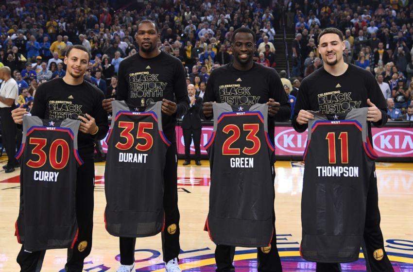 Twitter reacts to Golden State Warriors' All-Star photoshoot
