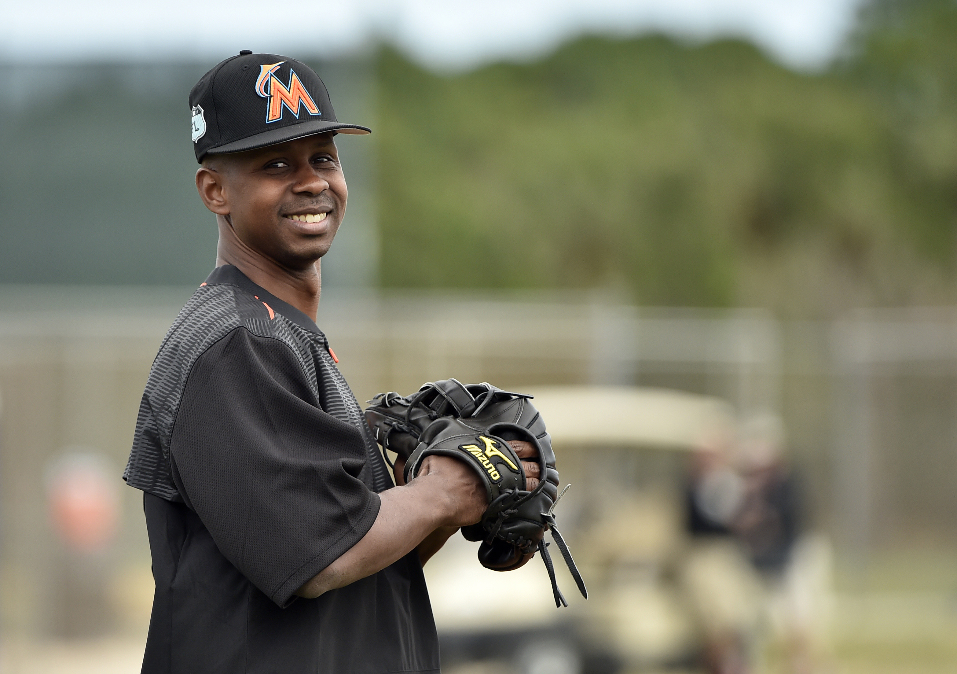 9880821-mlb-miami-marlins-workouts