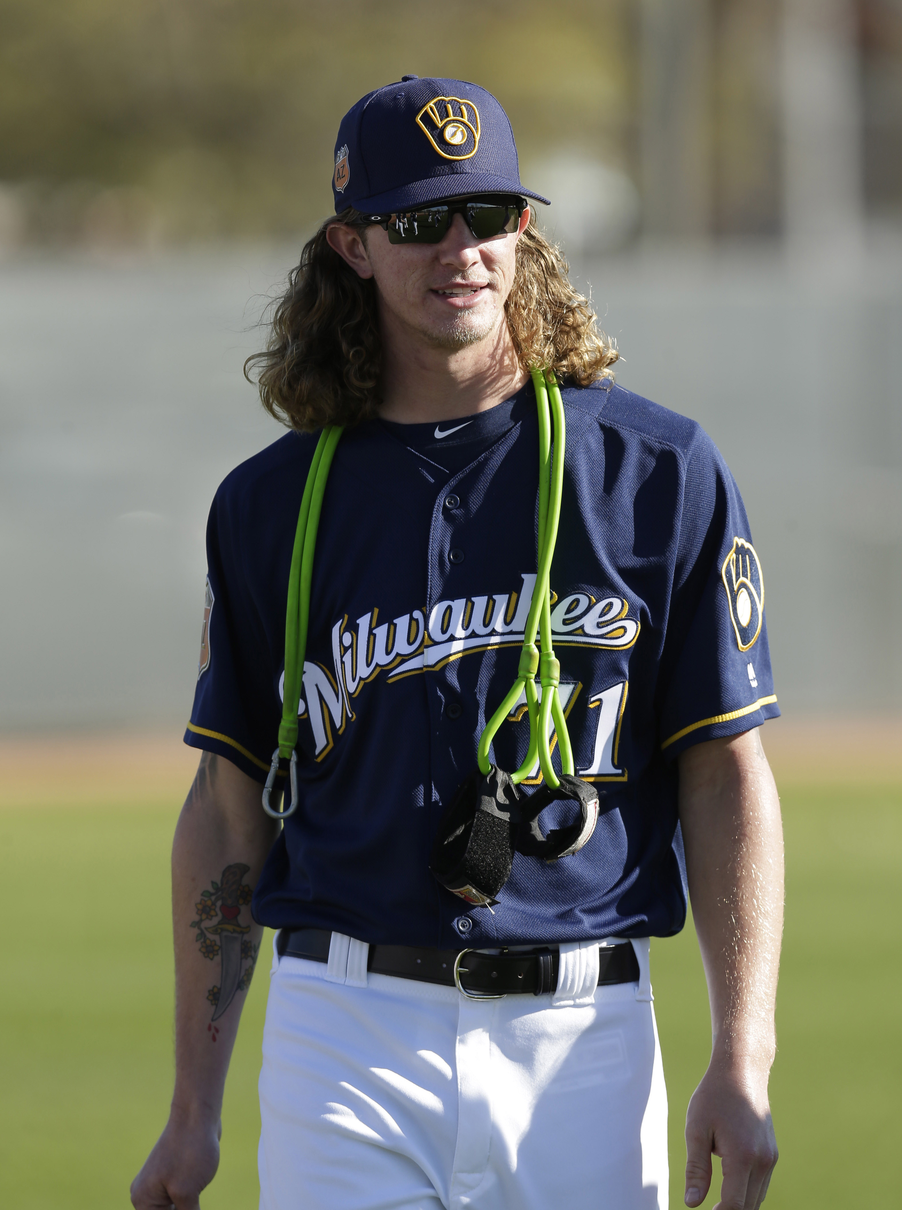 one player with the potential to keep brewers fans engaged