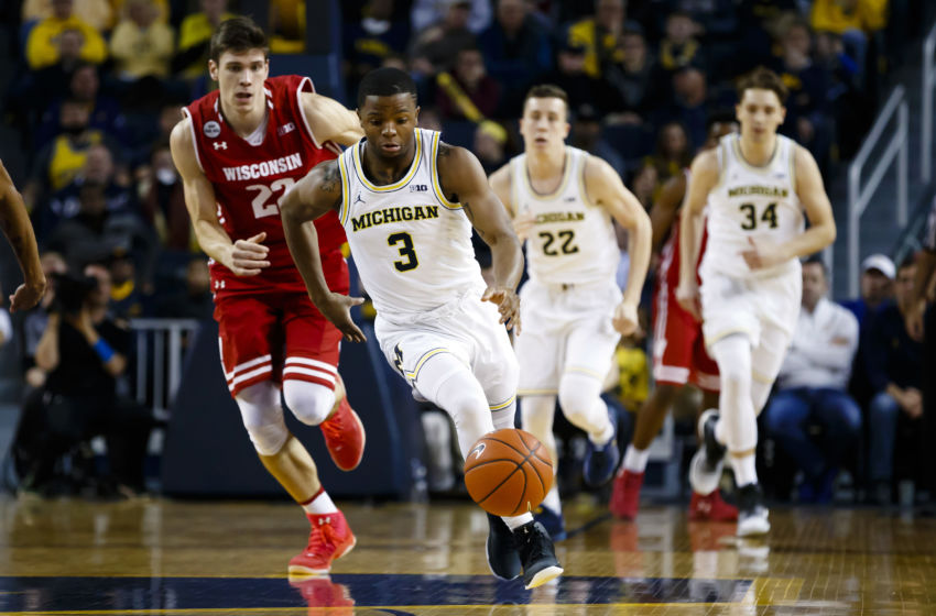 Michigan Basketball vs. Wisconsin: Big Ten Tournament Game ...