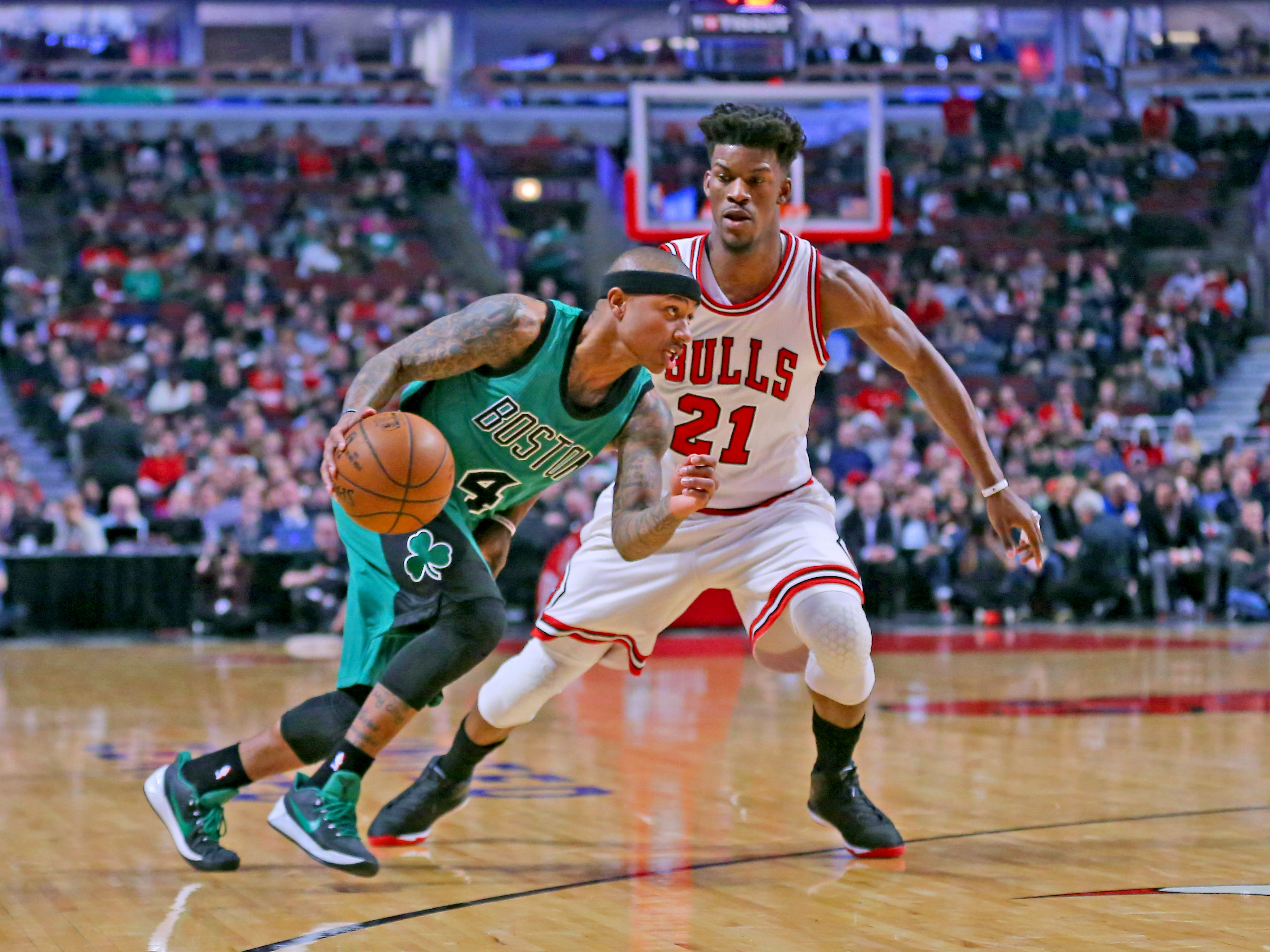 2017 NBA Playoffs Boston Celtics Vs Chicago Bulls Preview