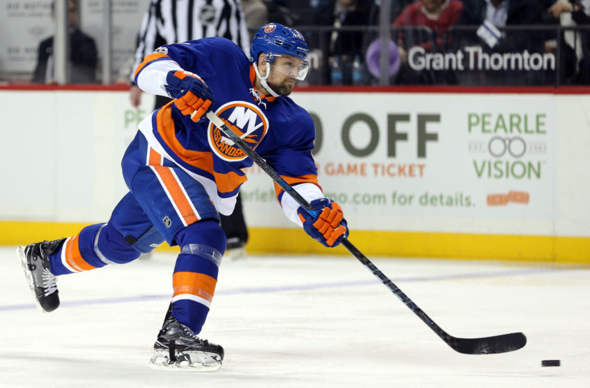 New York Islanders Dennis Seidenberg Trade Deadline Fodder