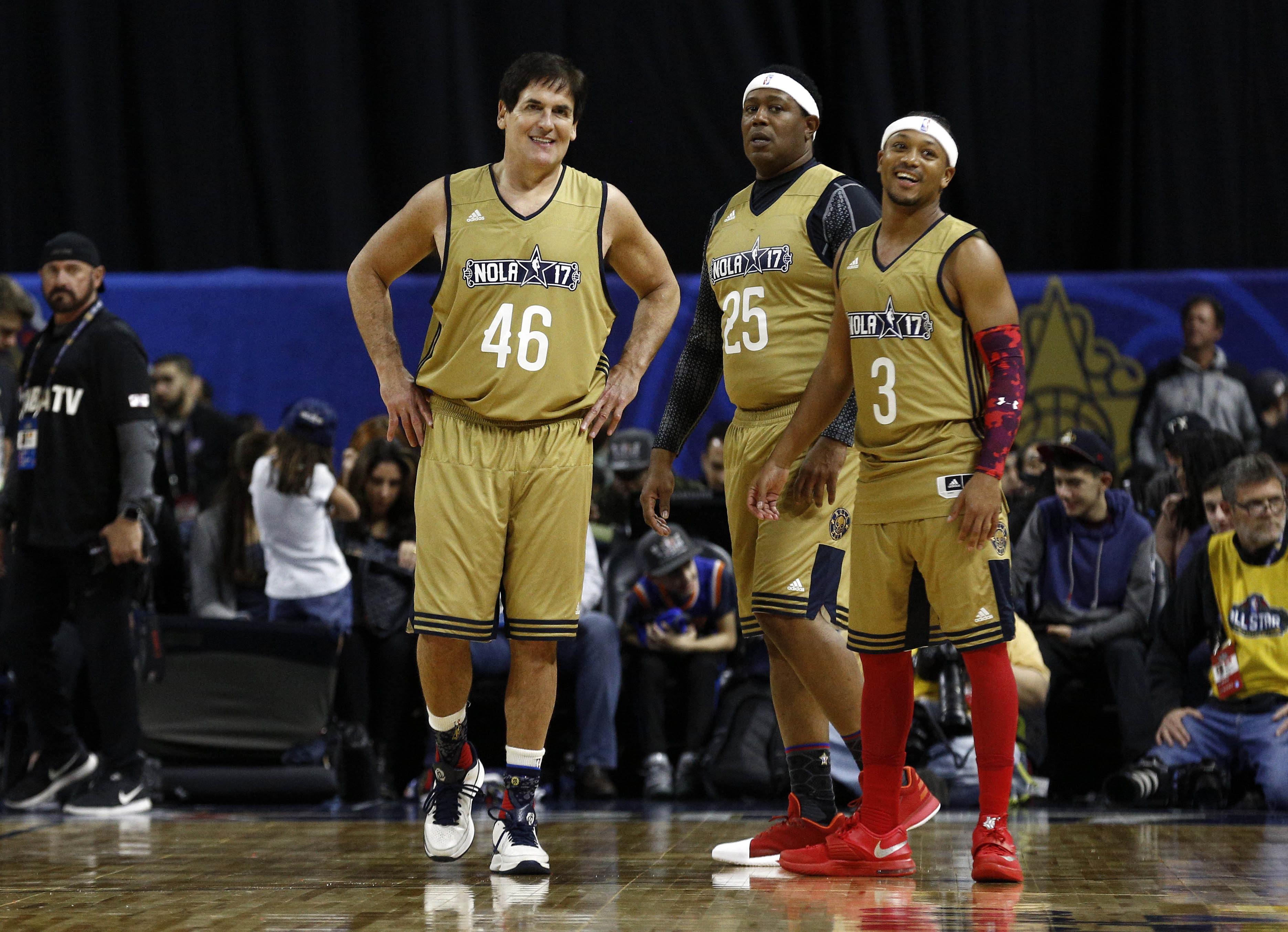 NBA All-Star Game 2019: Who is in the Celebrity Game ...