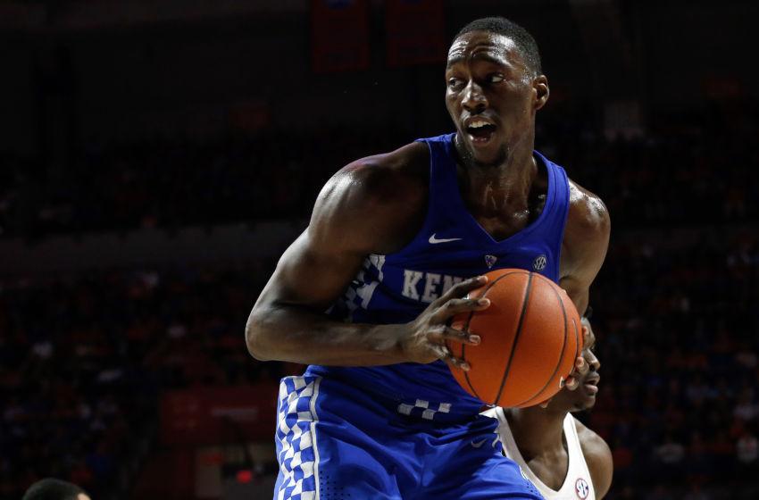 Kentucky Basketball's Bam Adebayo Earns SEC Freshman Of