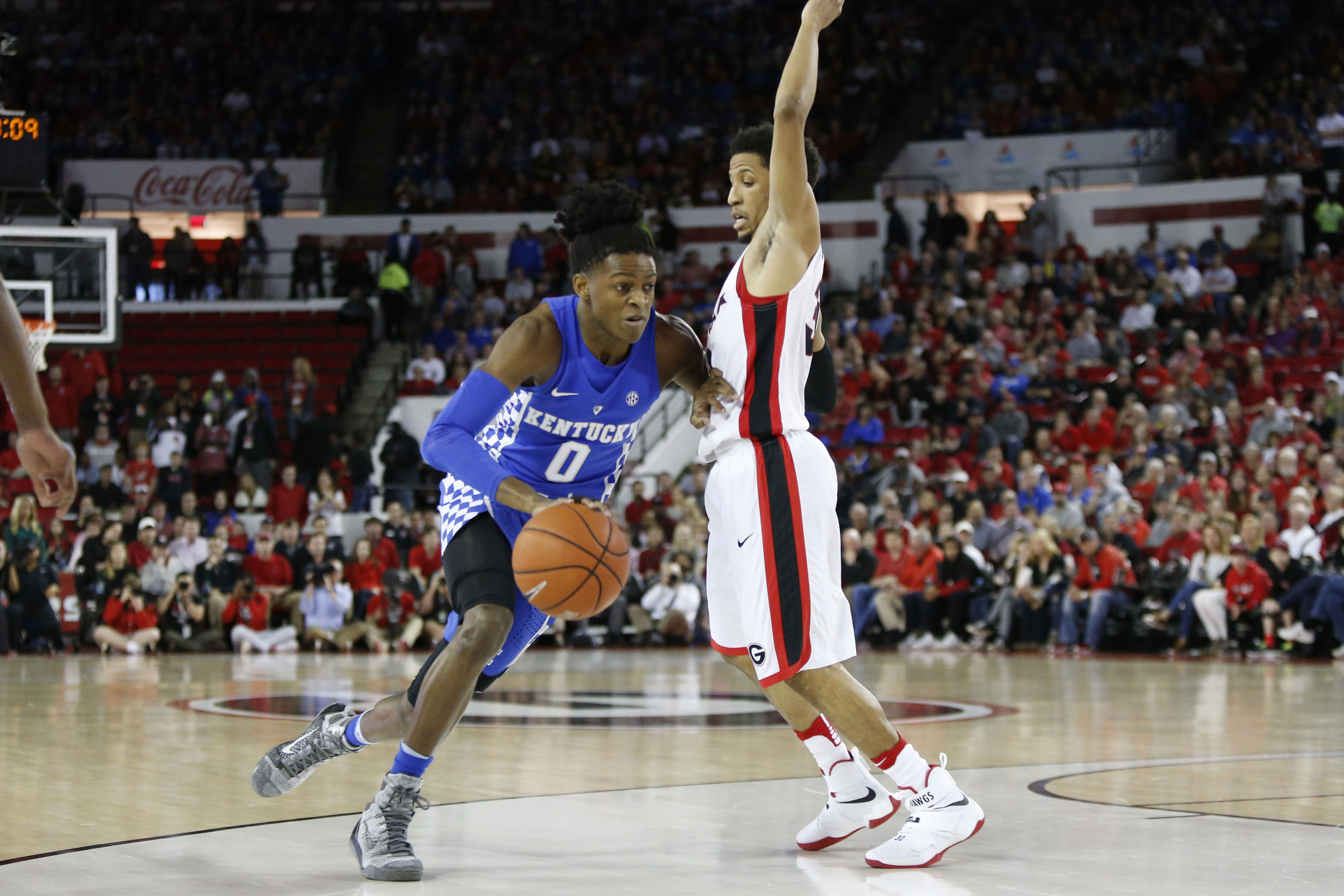 Kentucky Basketball Top 5 Point Guards Of The John: De'Aaron Fox's Father Says NBA2K Helped Son Become Elite