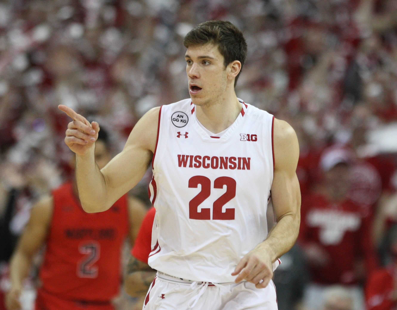 Wisconsin Basketball: Ethan Happ named Naismith semifinalist