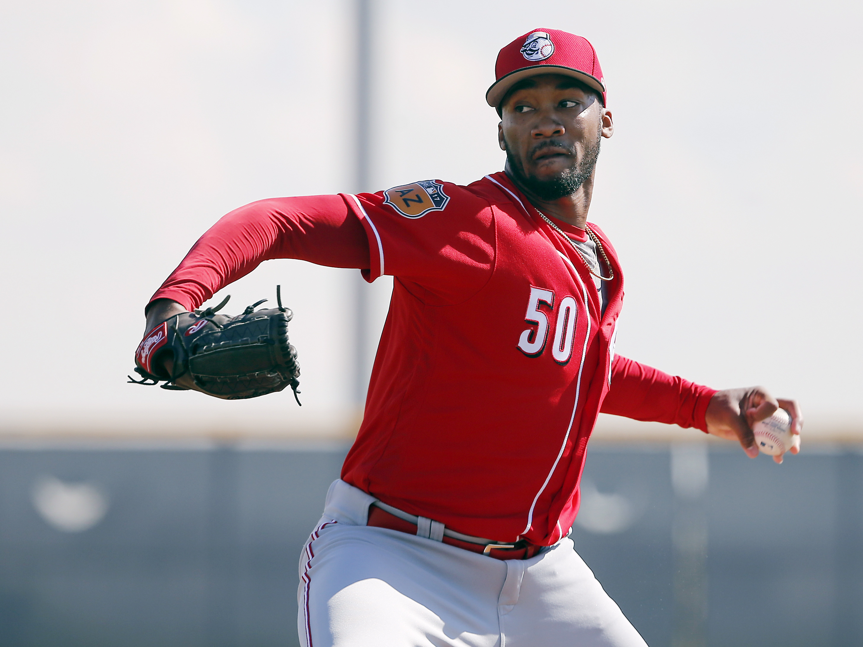 9890150-sports-cincinnati-reds-workouts
