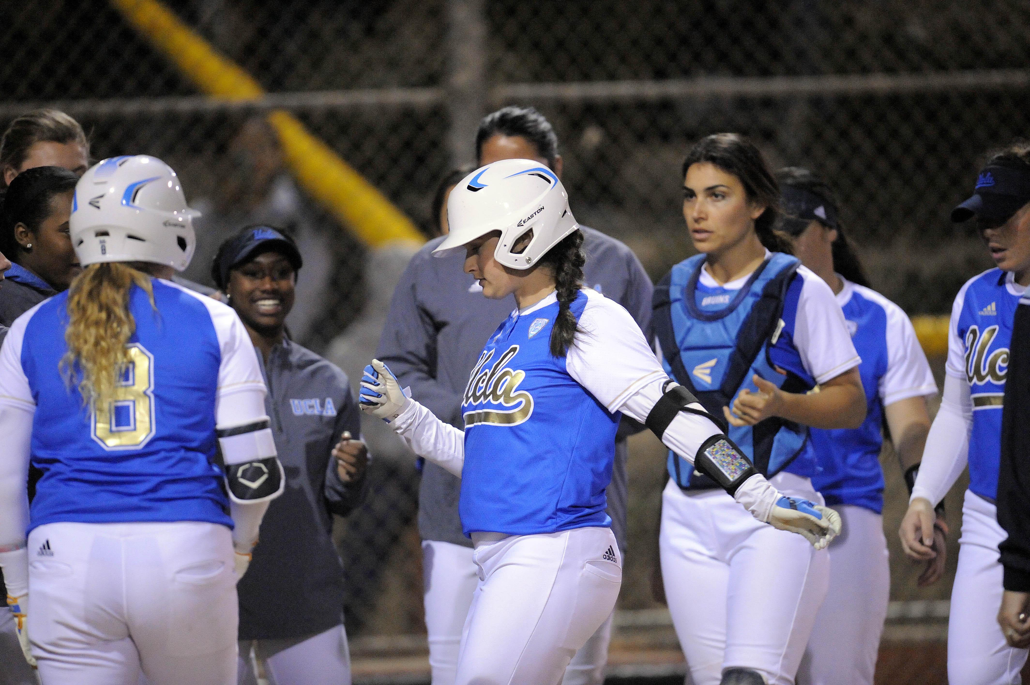 UCLA Softball heading to the Women's College World Series ...
