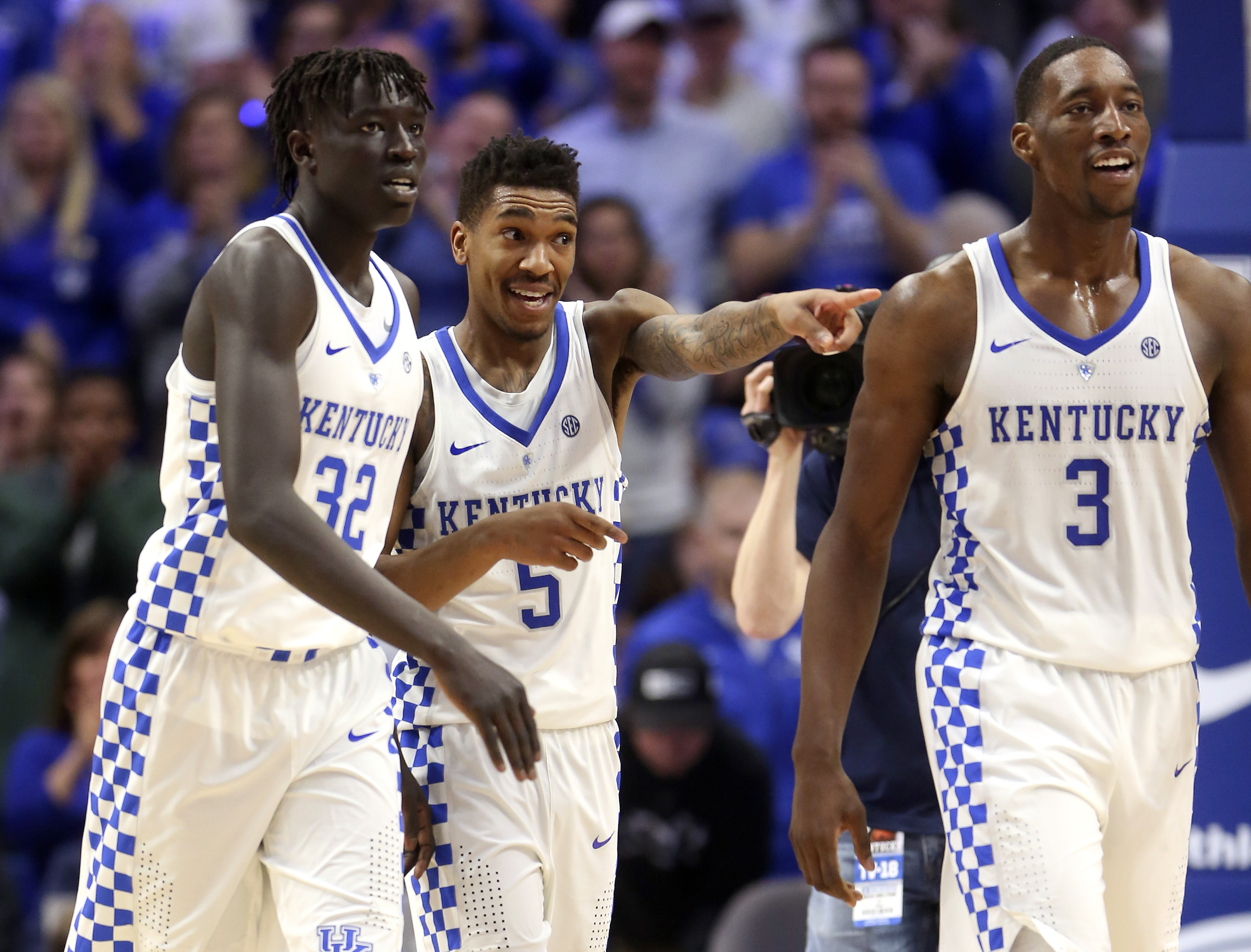 Kentucky Wildcats Basketball: College Basketball Rankings: Projected Top 25 For Week 17