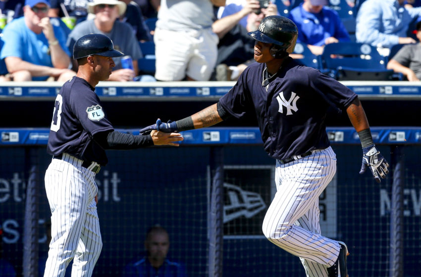 Yankees: Baby Bombers Holding True So Far in Spring Training