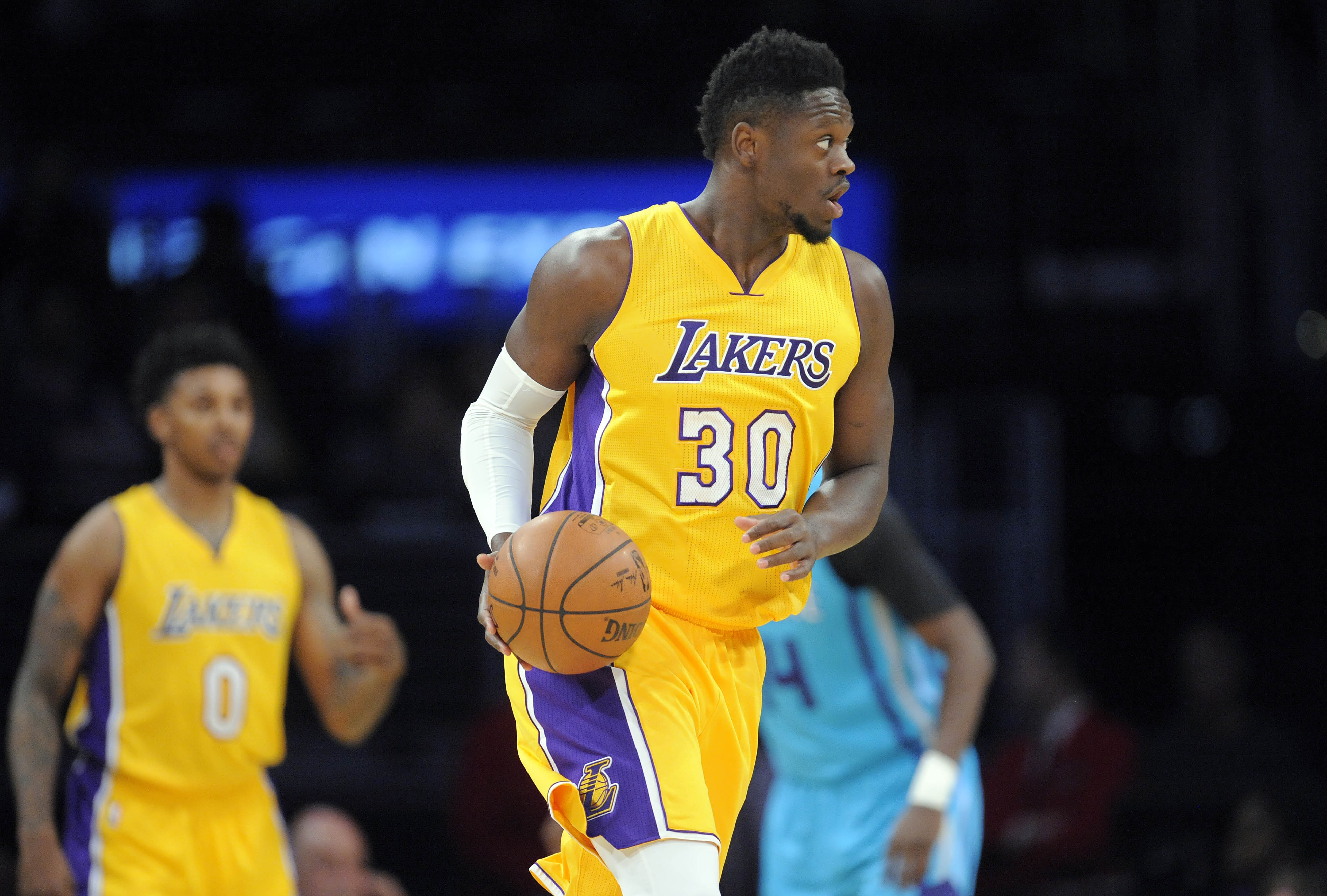 Best trade options for lakers