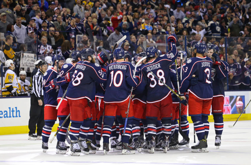 Columbus Blue Jackets playoff preview