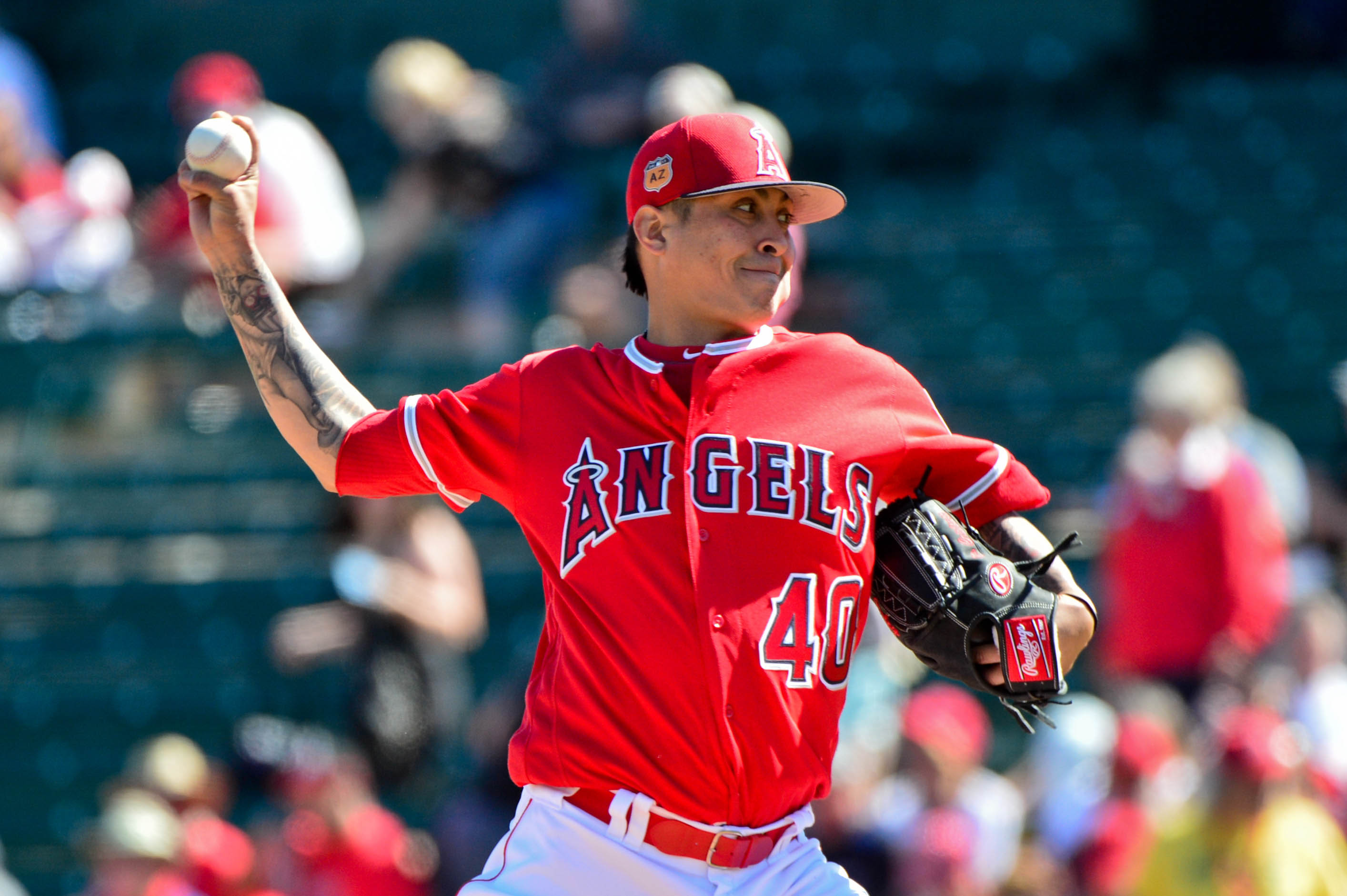 9910093-mlb-spring-training-texas-rangers-at-los-angeles-angels
