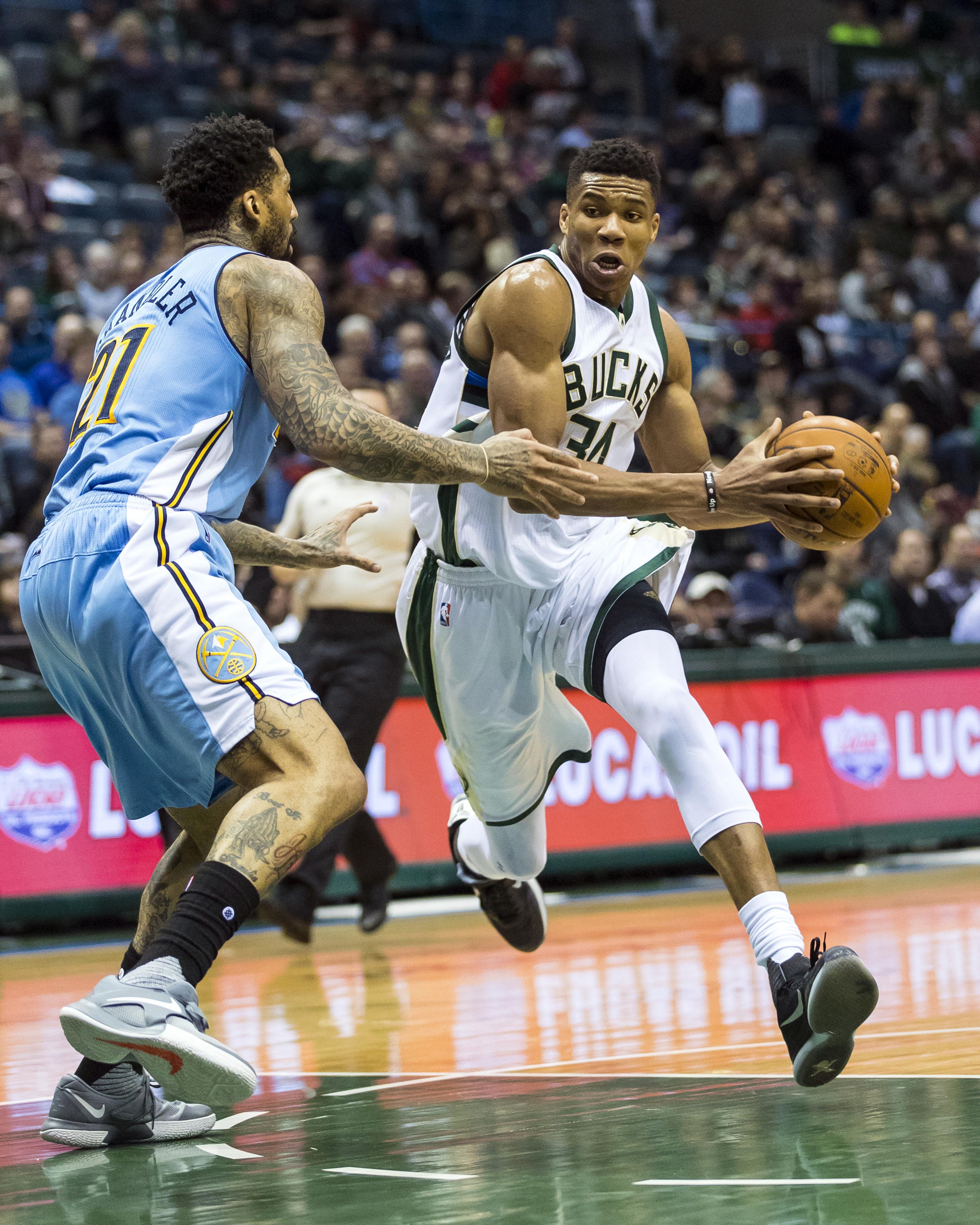 Nuggets Starting Lineup: Milwaukee Bucks: Grades From 110-98 Loss To Denver Nuggets