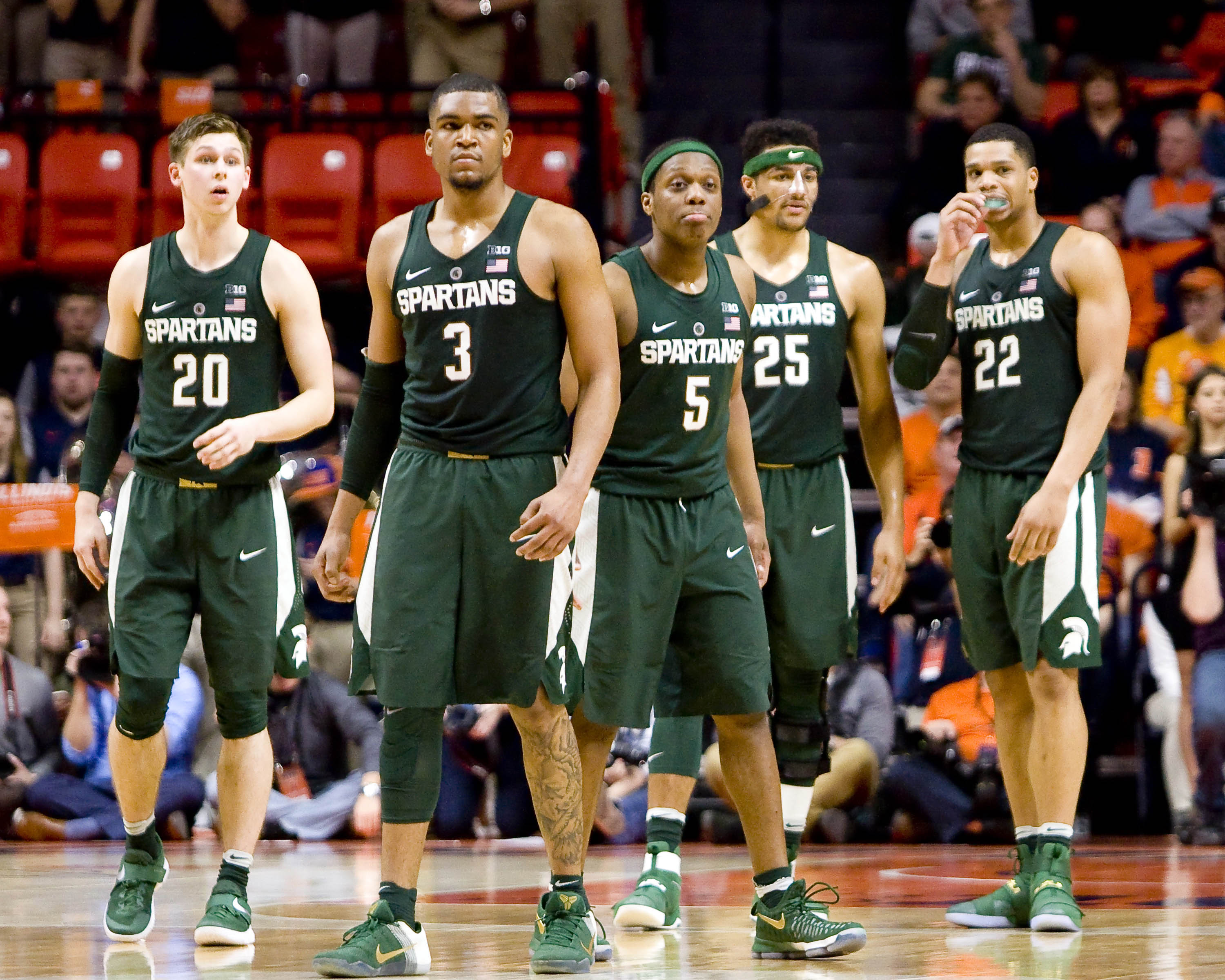 Big Ten Tournament 2017: Predicting the entire bracket by game