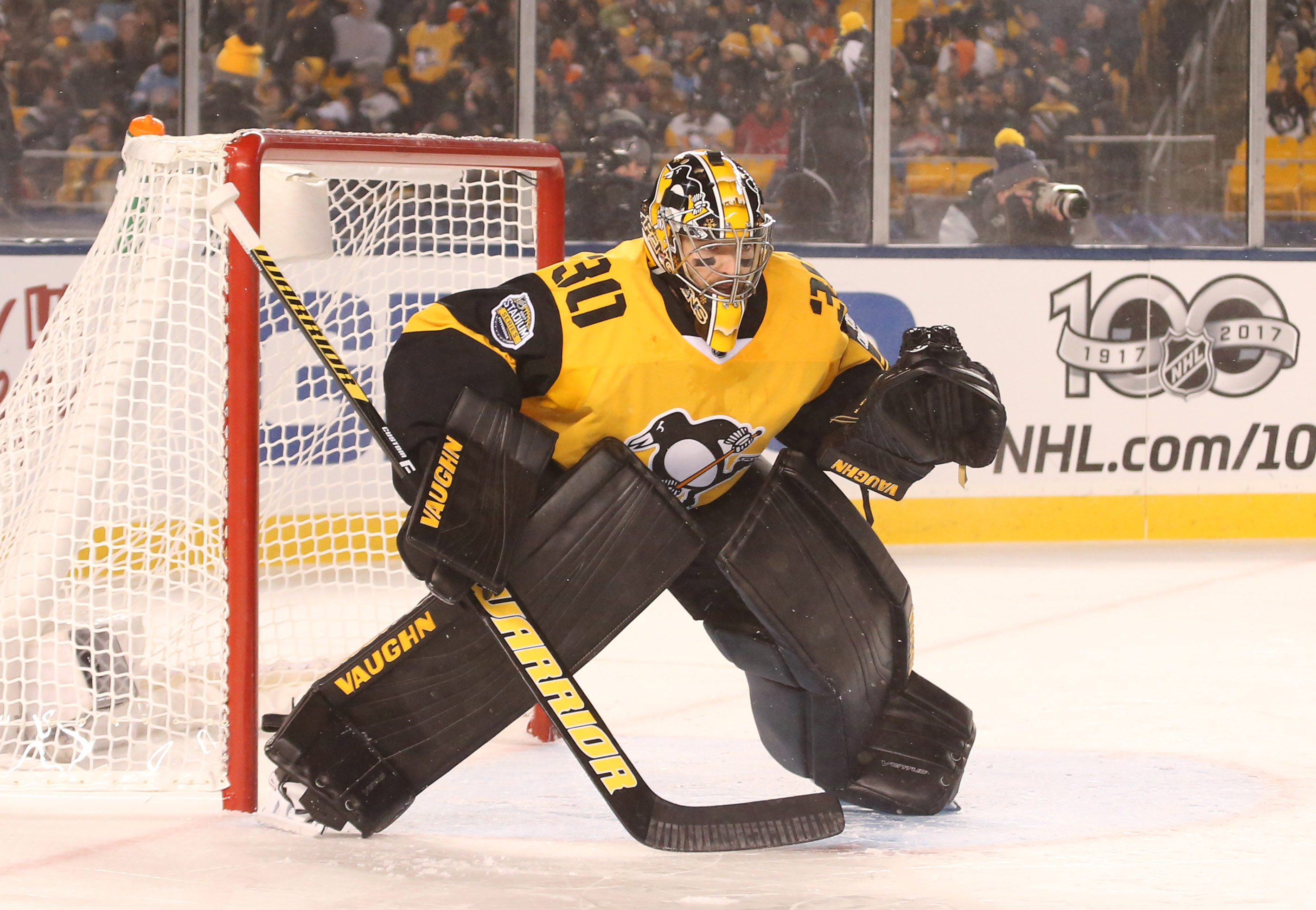 NHL Goalie Records - Game, Season, All-time and Playoff ...