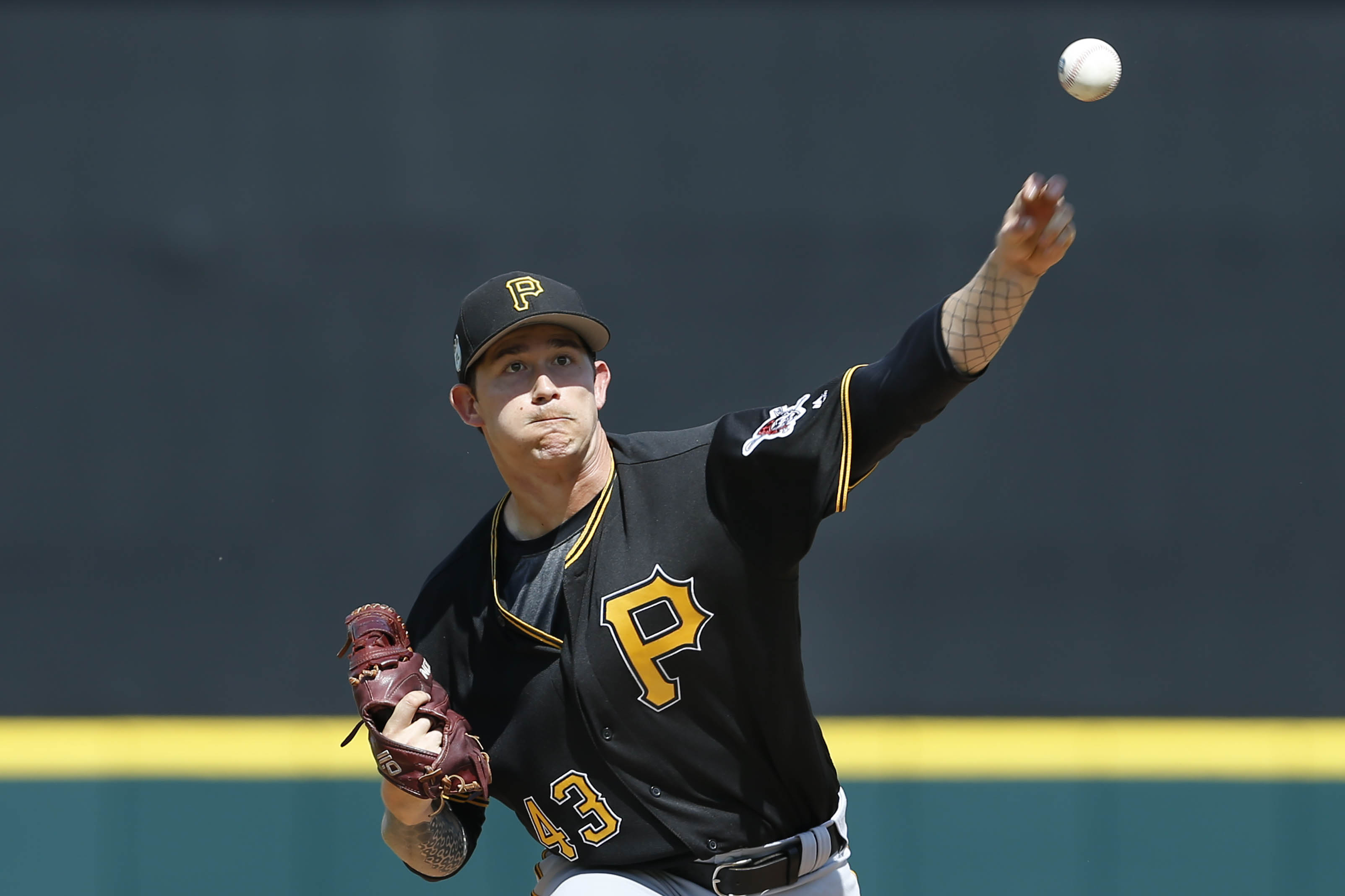 Pittsburgh Pirates 4, Minnesota Twins 3